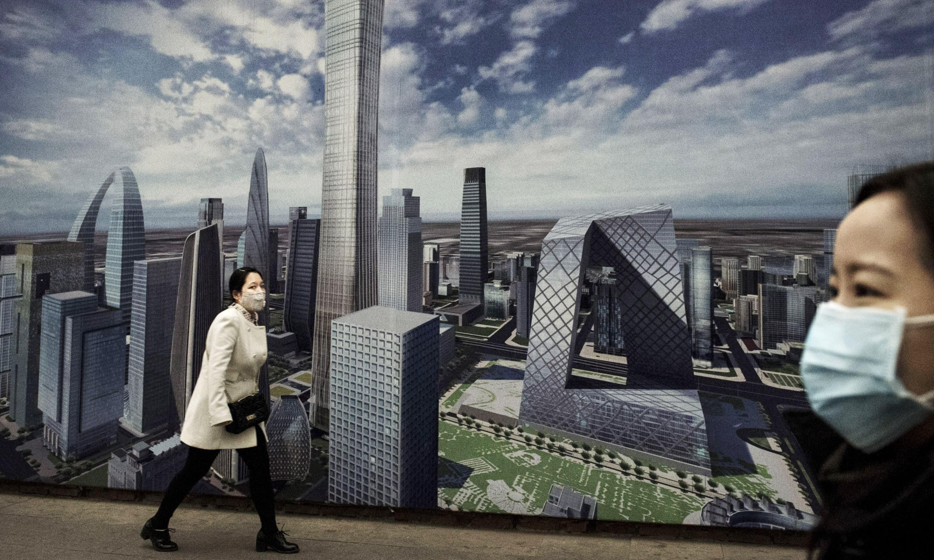 Chinese greenhouse gas emissions may peak by 2025, says study