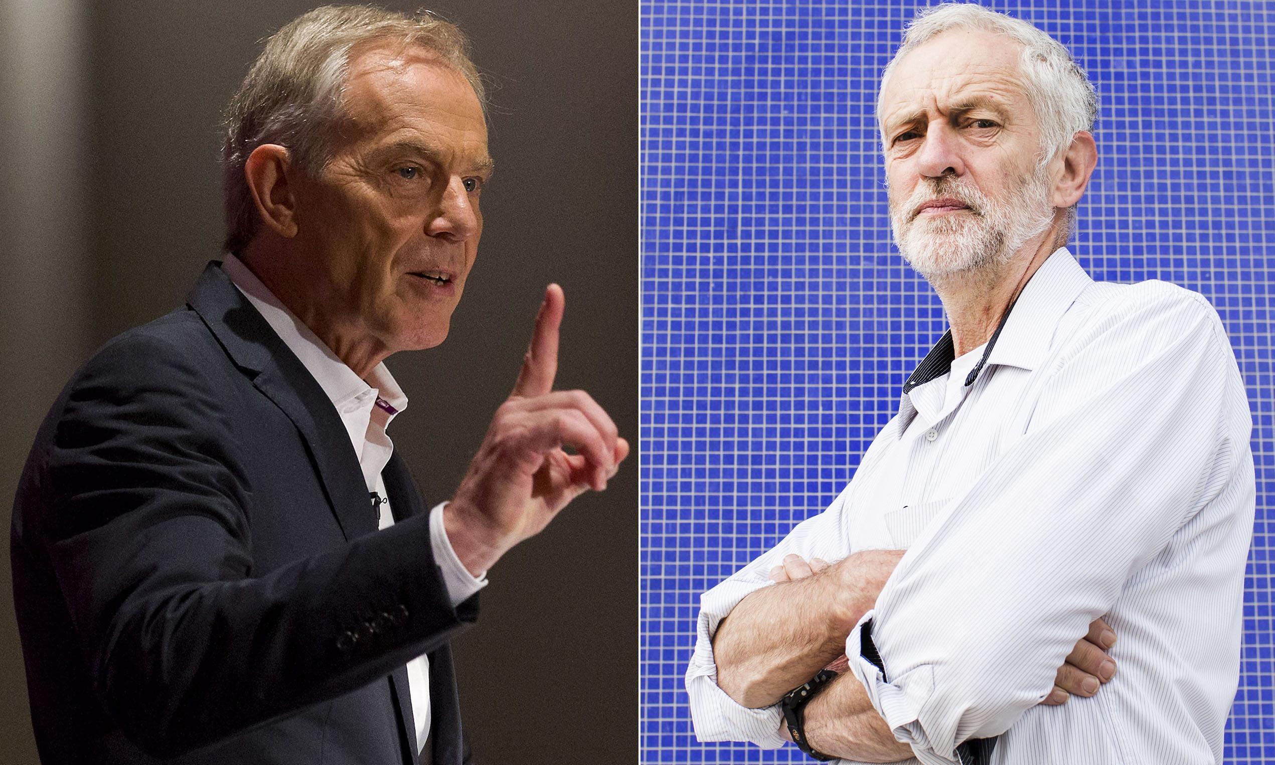 Tony Blair: Labour faces 'annihilation' if Jeremy Corbyn wins leadership
