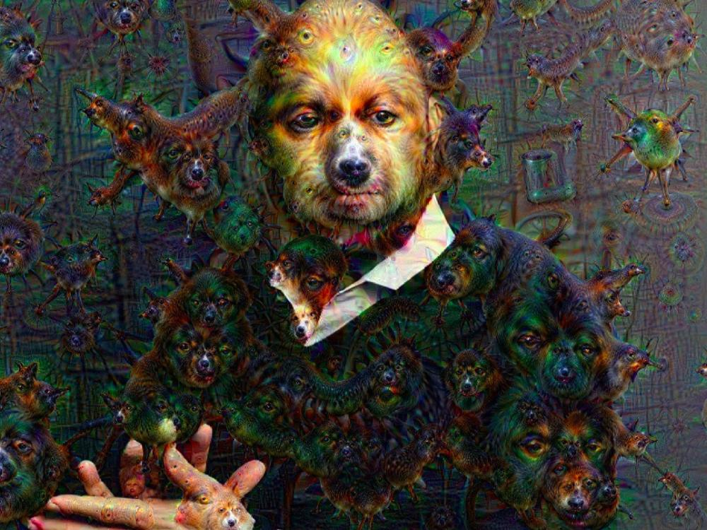 google deep dream
