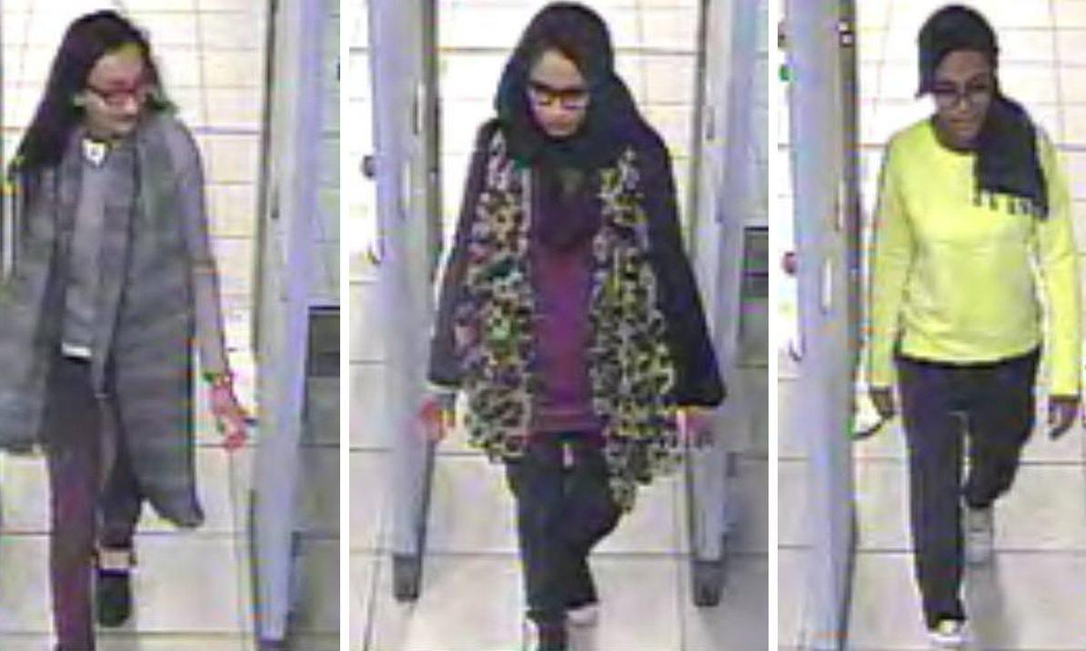 Bethnal Green schoolgirl marries Australian Isis video recruiter, reports say