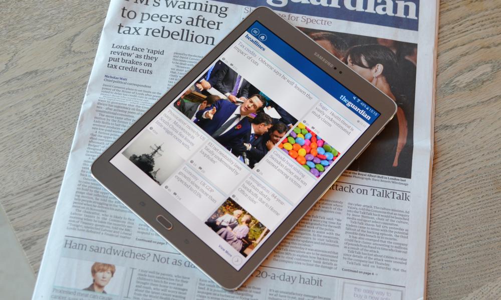 Przegląd Samsung Galaxy Tab S2