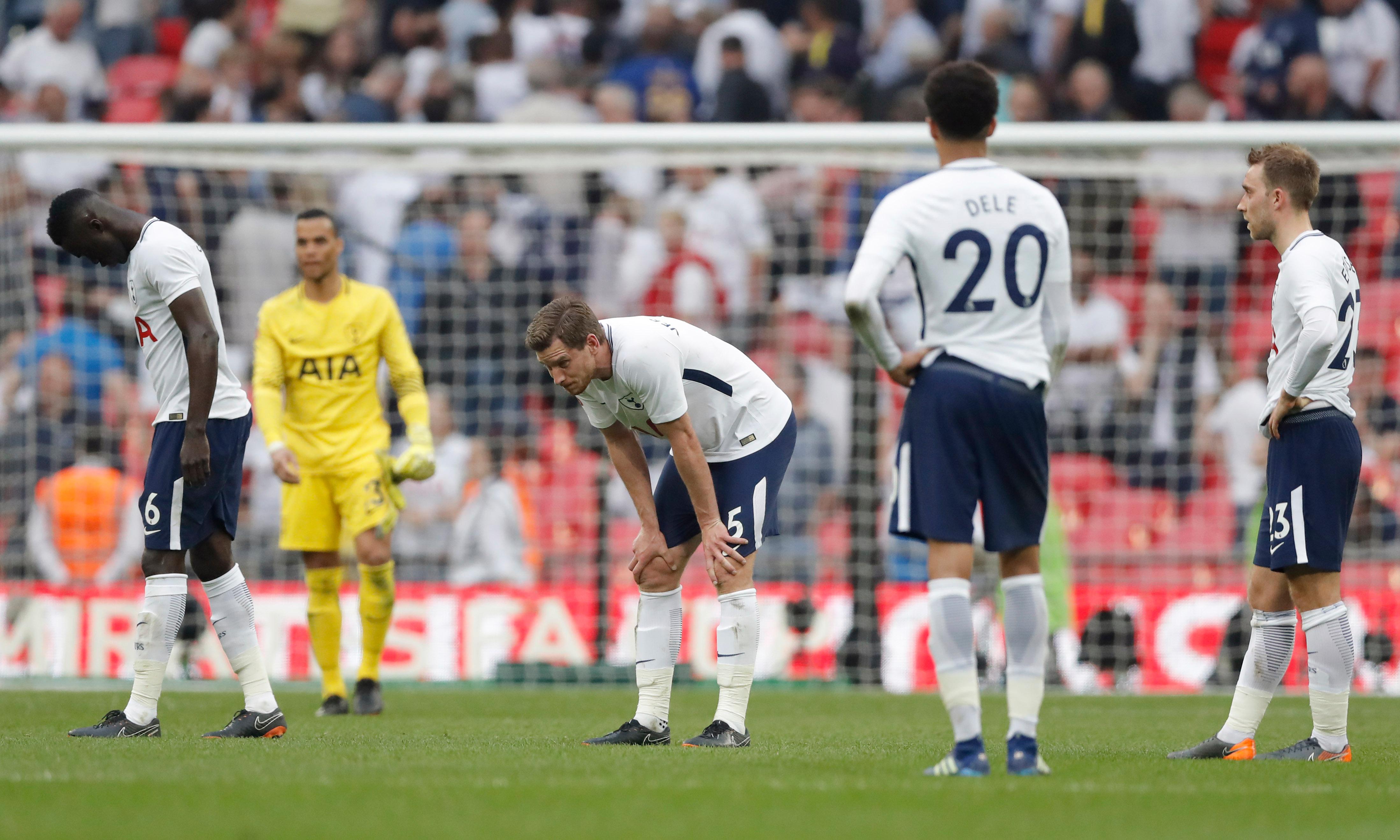 FAc7 r4T - Man Utd v Spurs - สุดทางอีกปี