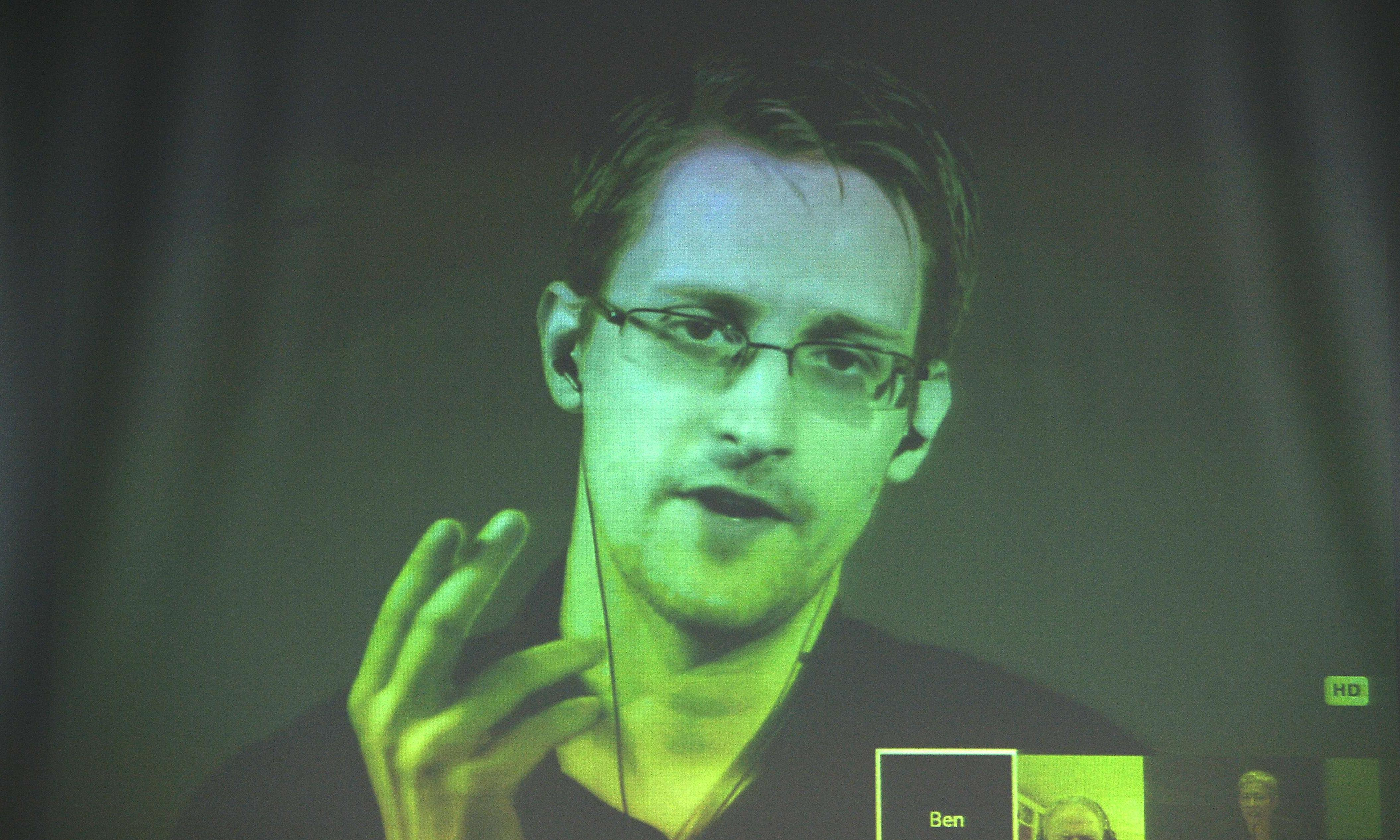 Edward Snowden: we may never spot space aliens thanks to encryption