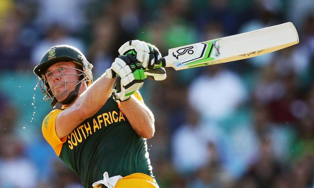 Ireland will not change their approach for south africa s for Villiers 86