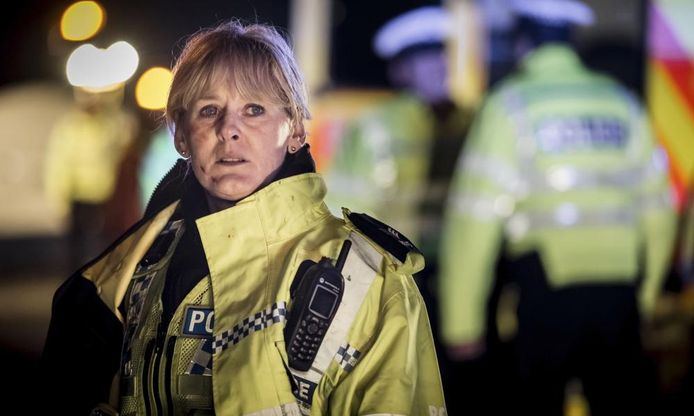 Sarah Lancashire is back as Happy Valley's second series shows in 2016.