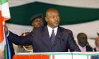 Burundi's de facto internal security chief killed in rocket attack on car