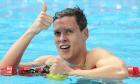 Fina swimming world championships: Mitch Larkin leads Australian fightback