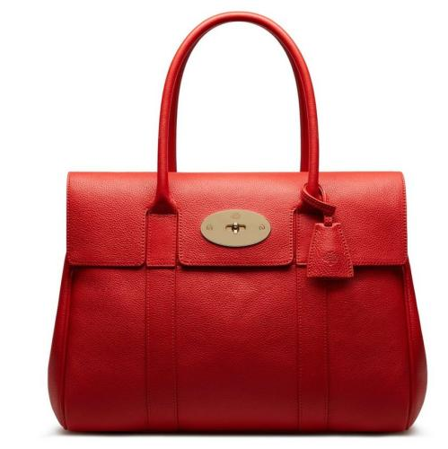 Mulberry's Bayswater bag.