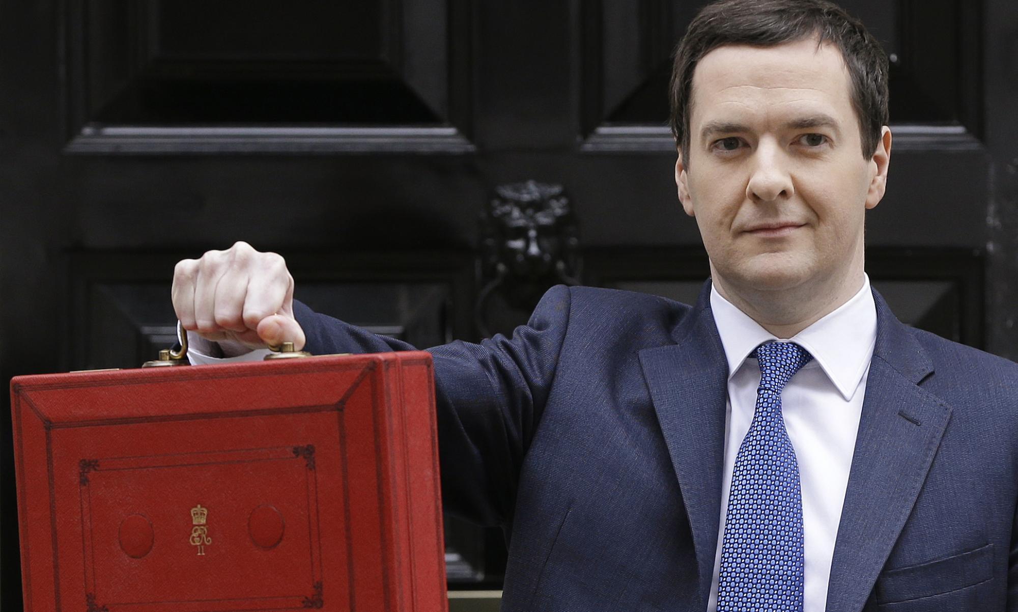 Osborne pins hopes on £6bn budget windfall to regain momentum in polls