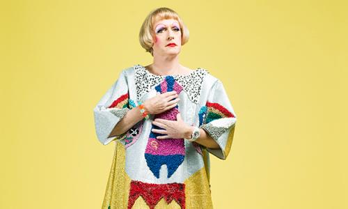 Grayson Perry: All Man.