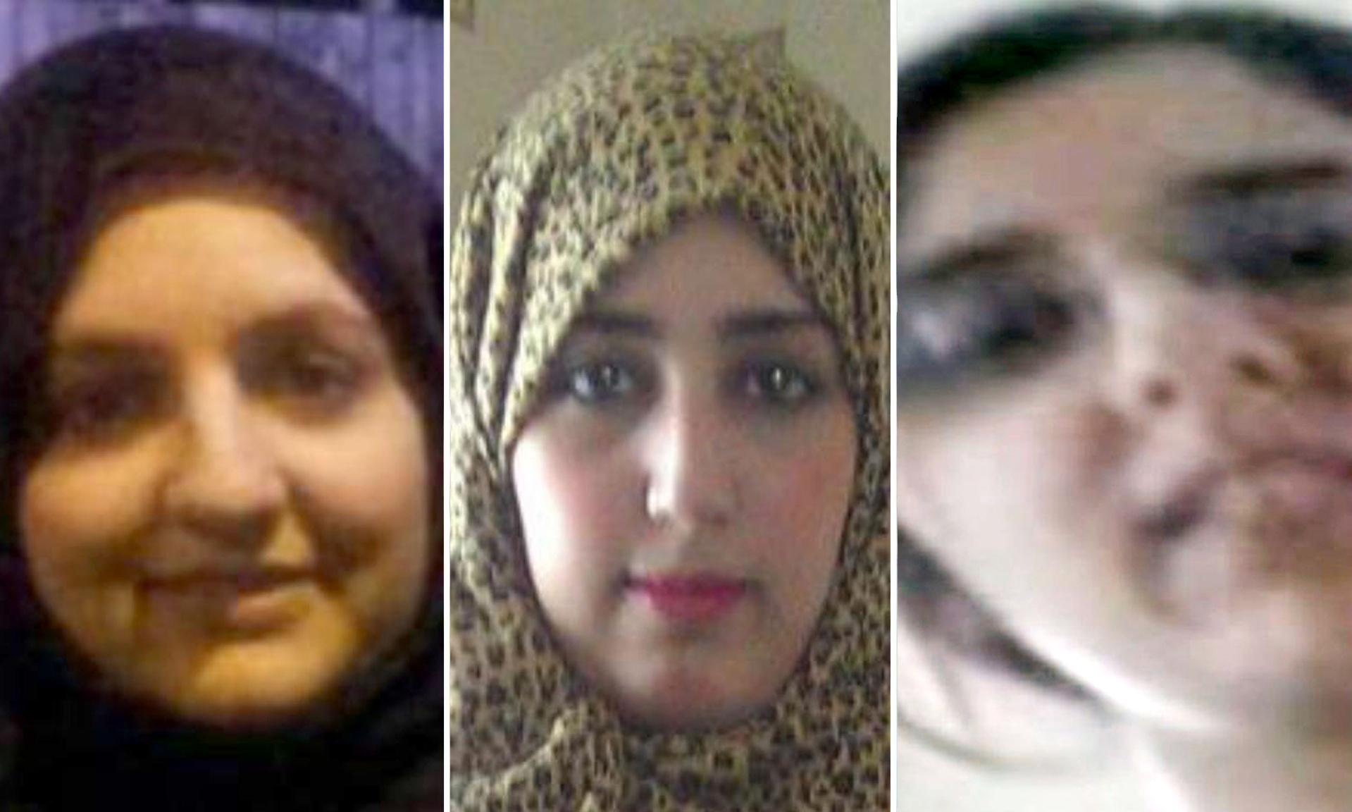 Parents of women thought to be in Syria speak of family's 'great distress'