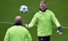 Joe Hart says Manchester City are moving forward before Juventus clash