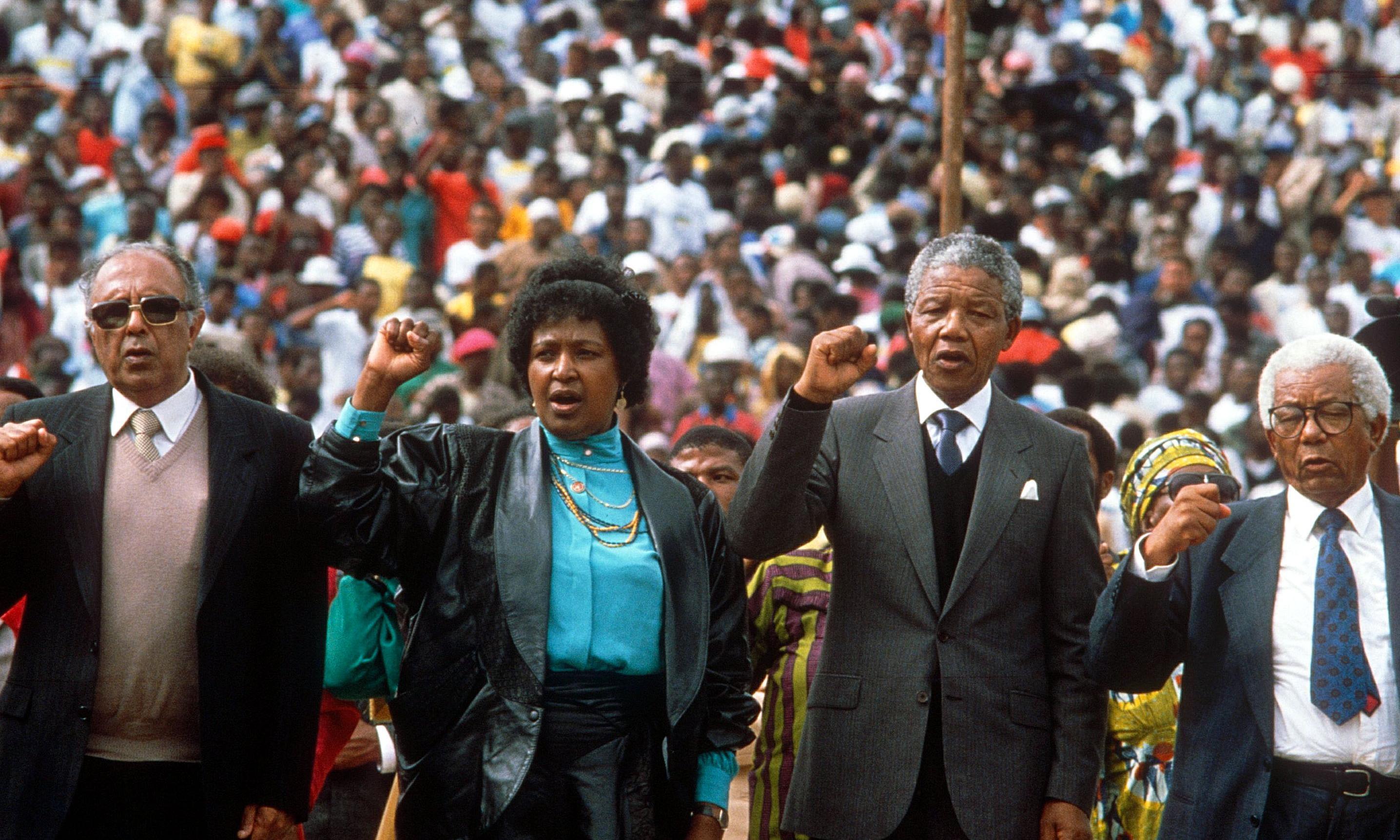 Nelson Mandela's fellow ANC activist breaks silence to demand Jacob Zuma's resignation
