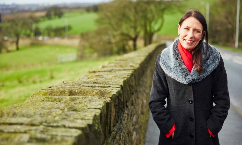 Debbie Abrahams of Labour