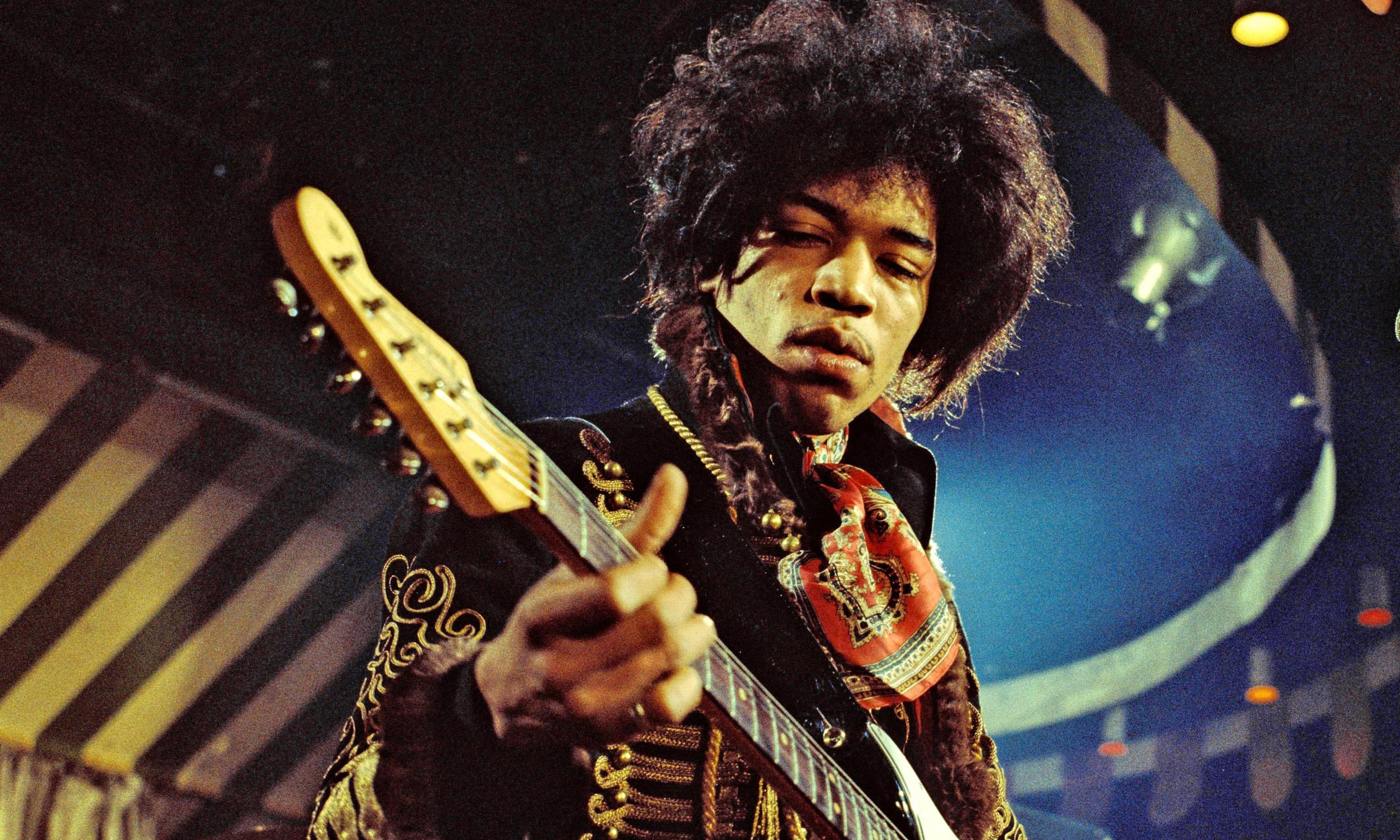 Jimi Hendrix estate sues for return of guitar worth up to $1m