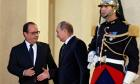 He called the US a wolf – now it is Putin who's on the prowl – Natalie Nougayrède