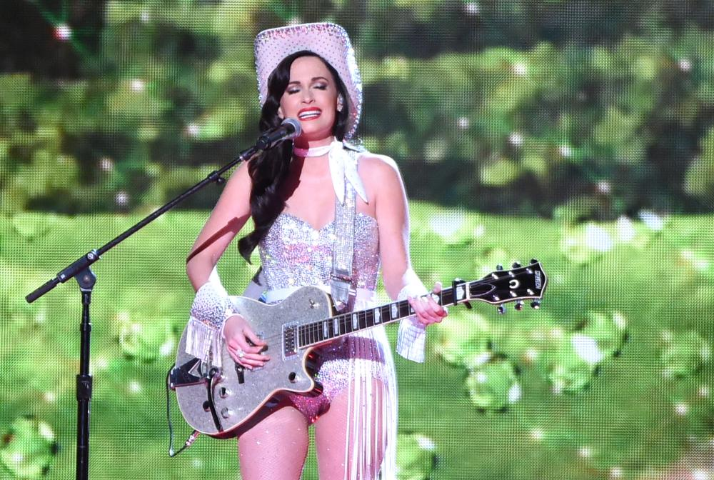 Country style … Kacey Musgraves.