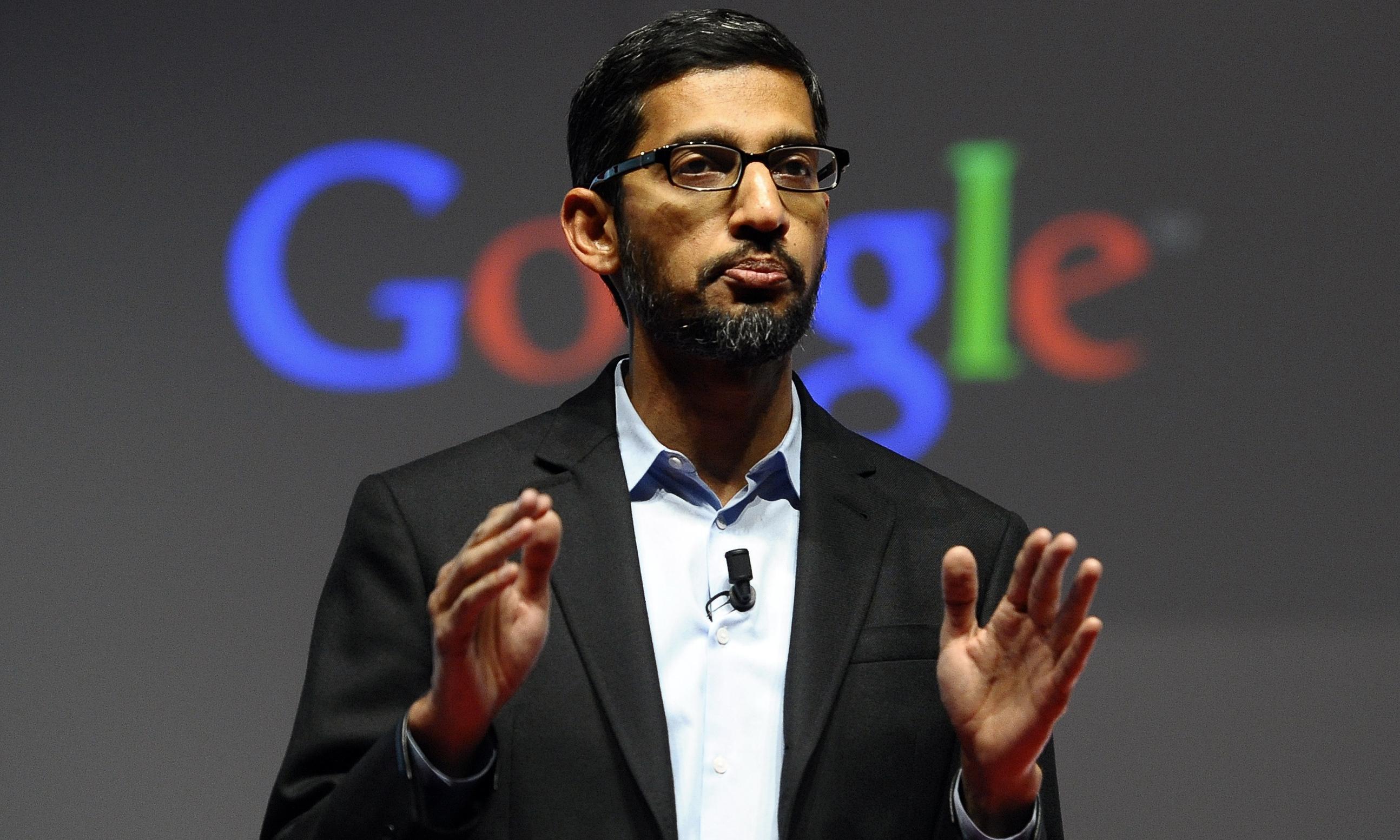 Sundar Pichai: Google rising star reaches the top (like his teacher said he would)