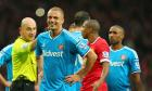 Sunderland win appeal for Wes Brown red card against Manchester United
