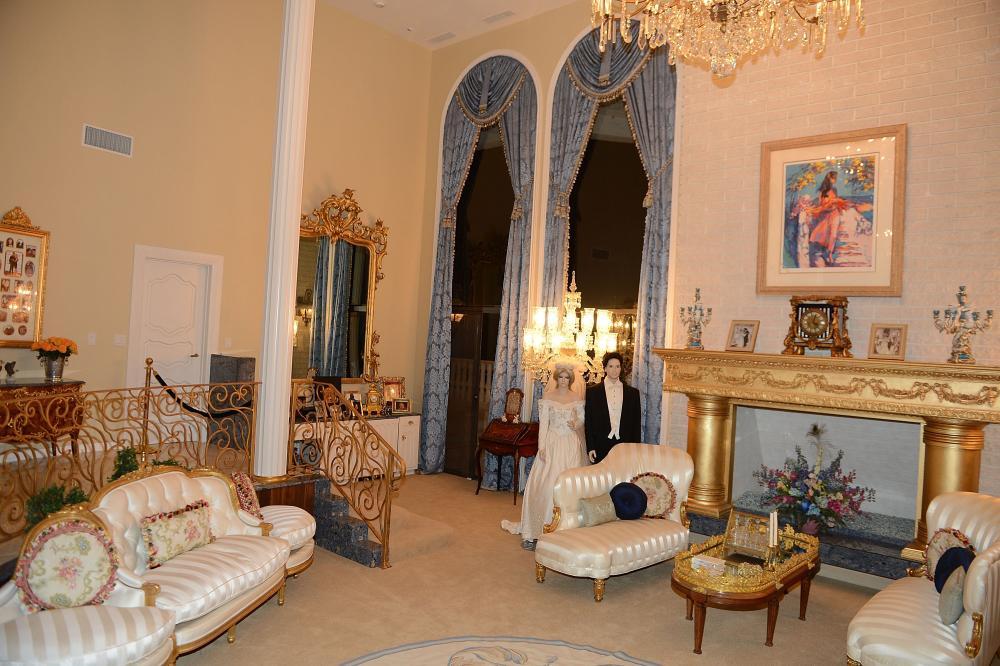 Inside Casa De Shenandoah, Las Vegas