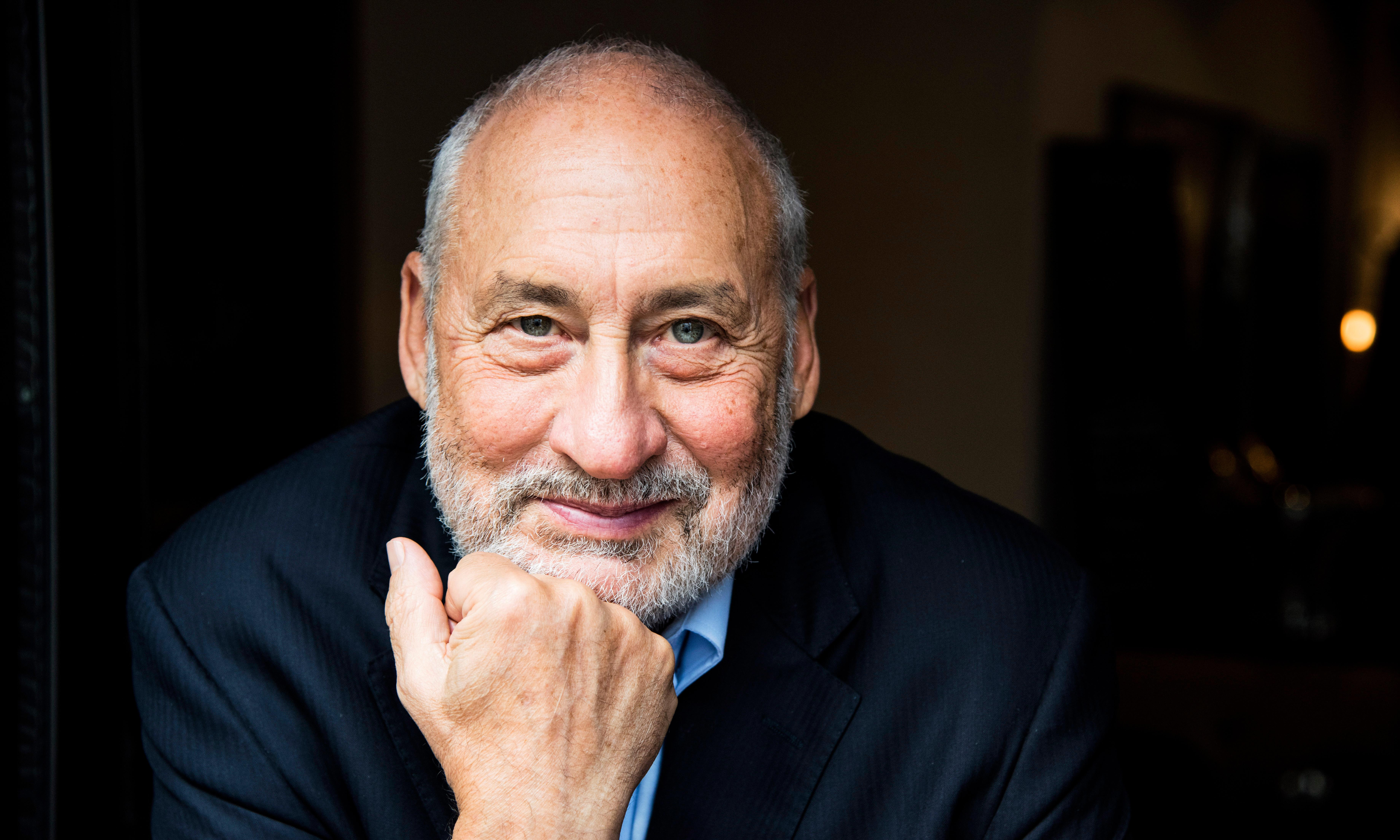 Joseph Stiglitz on artificial intelligence: 'We're going towards a more divided society'