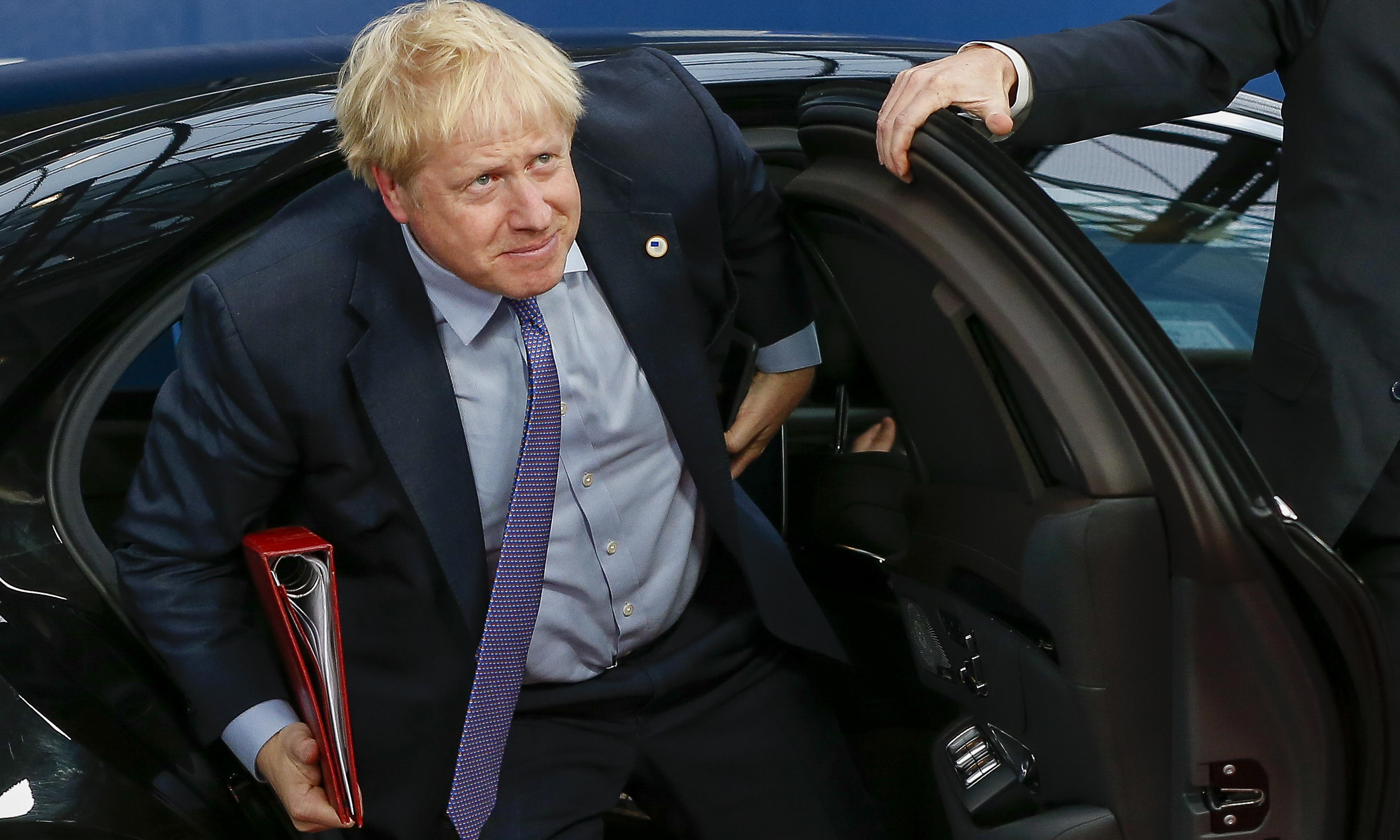Boris Johnson has a deal. Now MPs must end the agony and vote it through