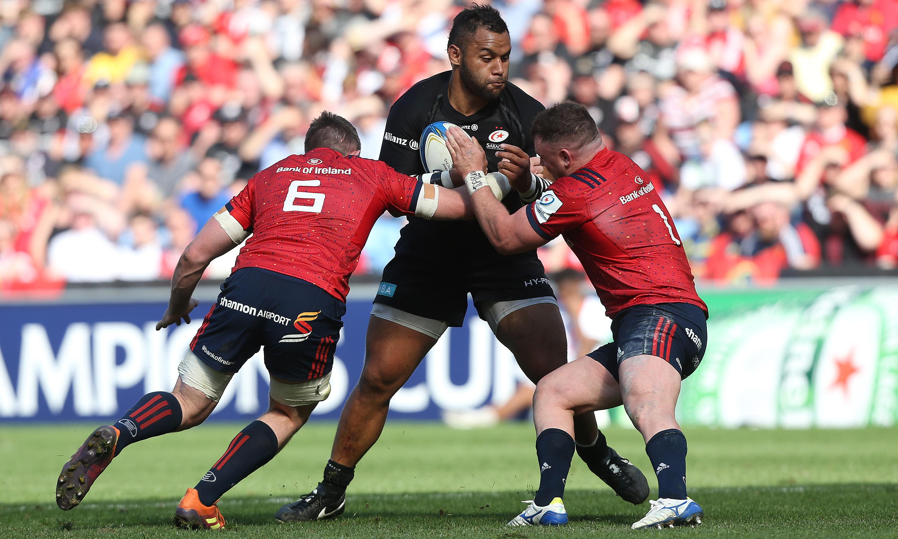 Saracens united after 'motivated' Billy Vunipola powers way into final