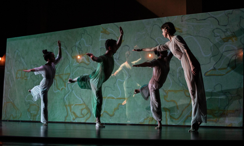 Pam Tanowitz Dance: Four Quartets – review