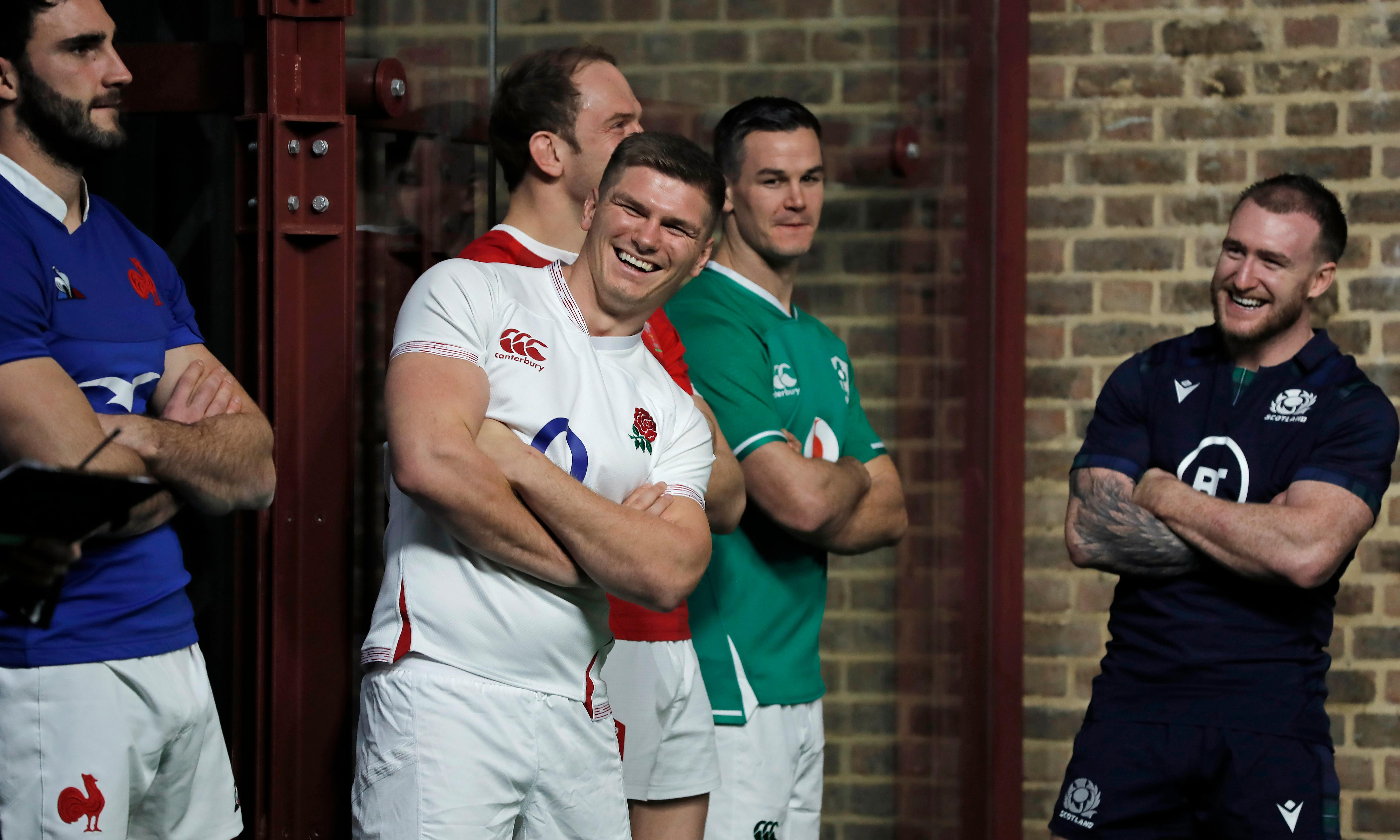 England dogged by domestic woes as Six Nations rivals talk up new eras