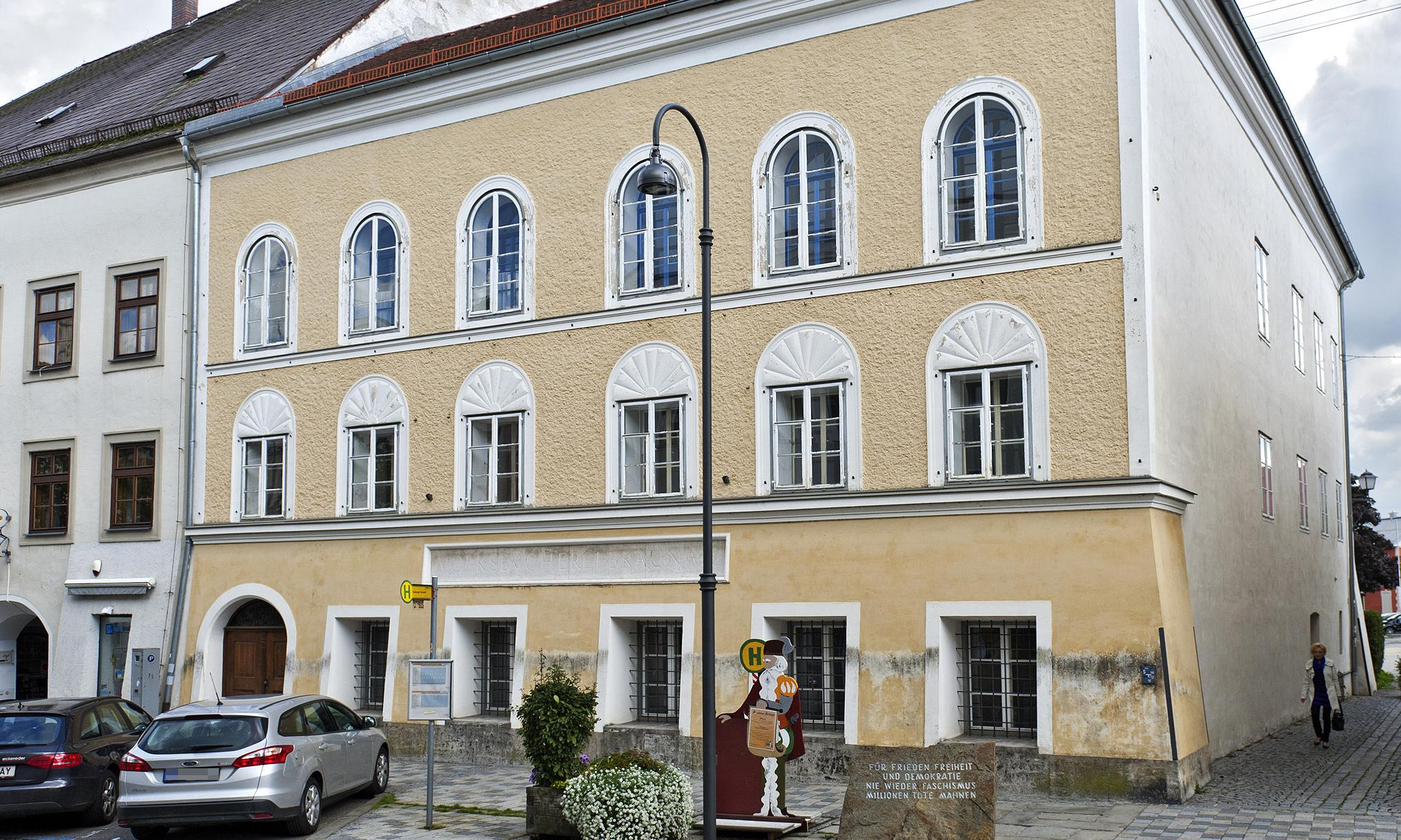 Austria to turn Adolf Hitler's birthplace into police station