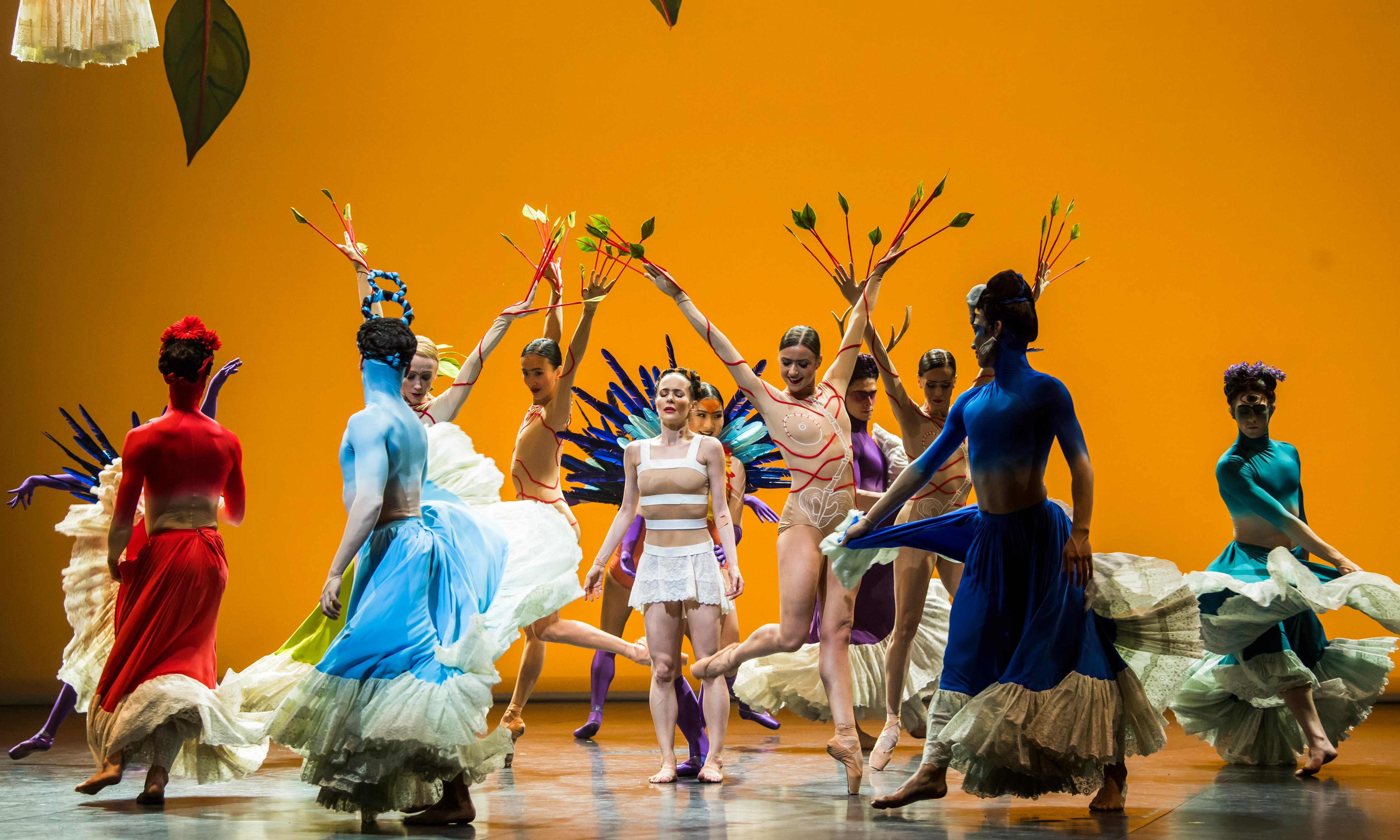 English National Ballet: She Persisted review – odes to Frida, Pina and Nora