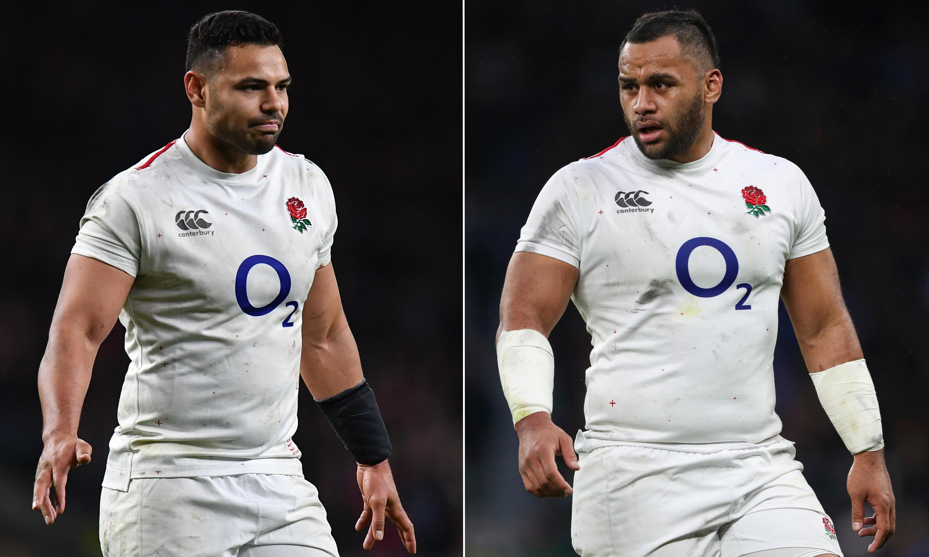 Ben Te'o and Billy Vunipola return late to England hotel after night out
