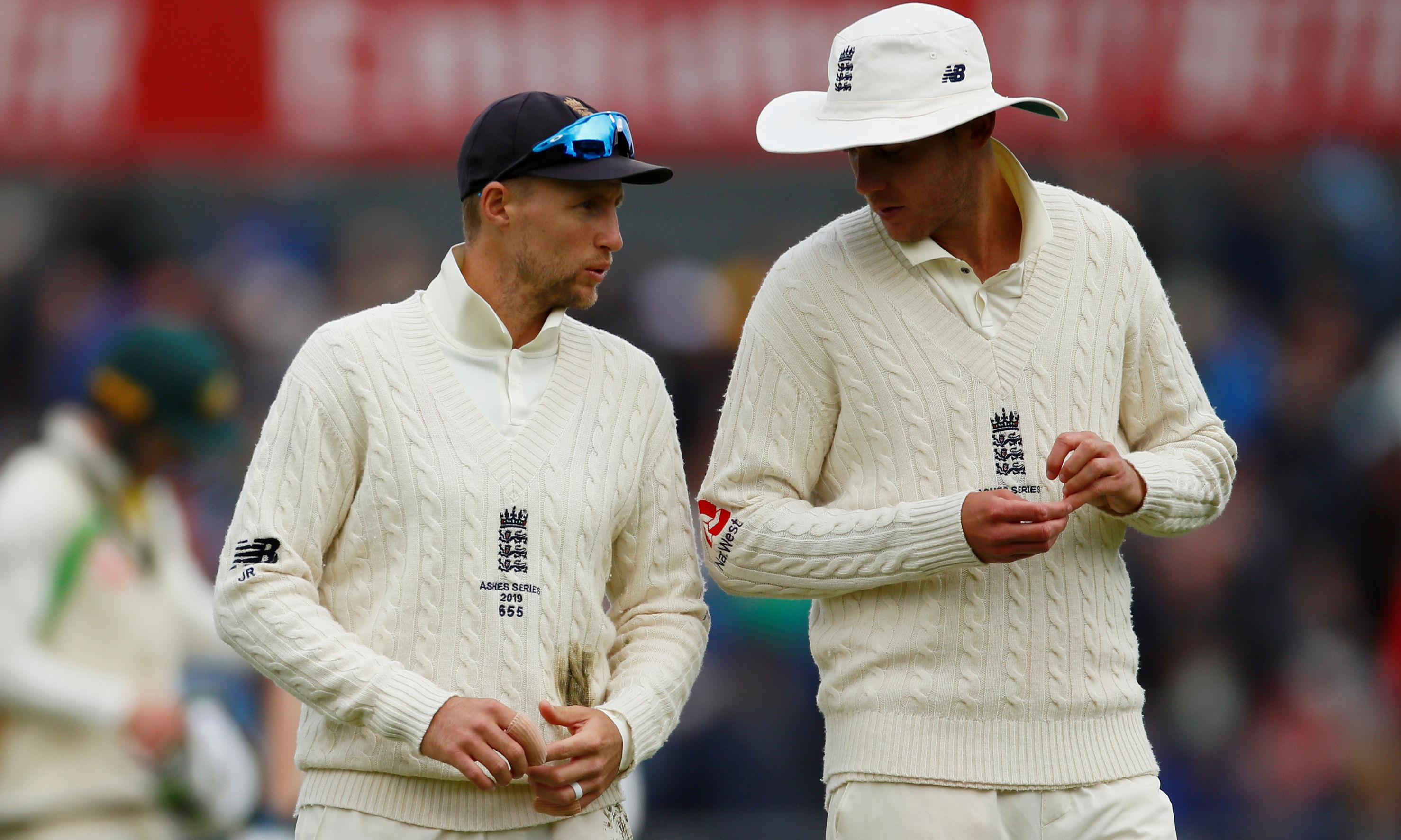 England must consider the captaincy, top four and wicketkeeper