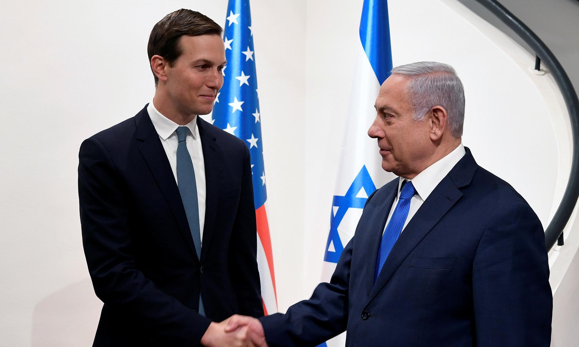 'Don't talk about history': how Jared Kushner crafted his Middle East 'peace' plan