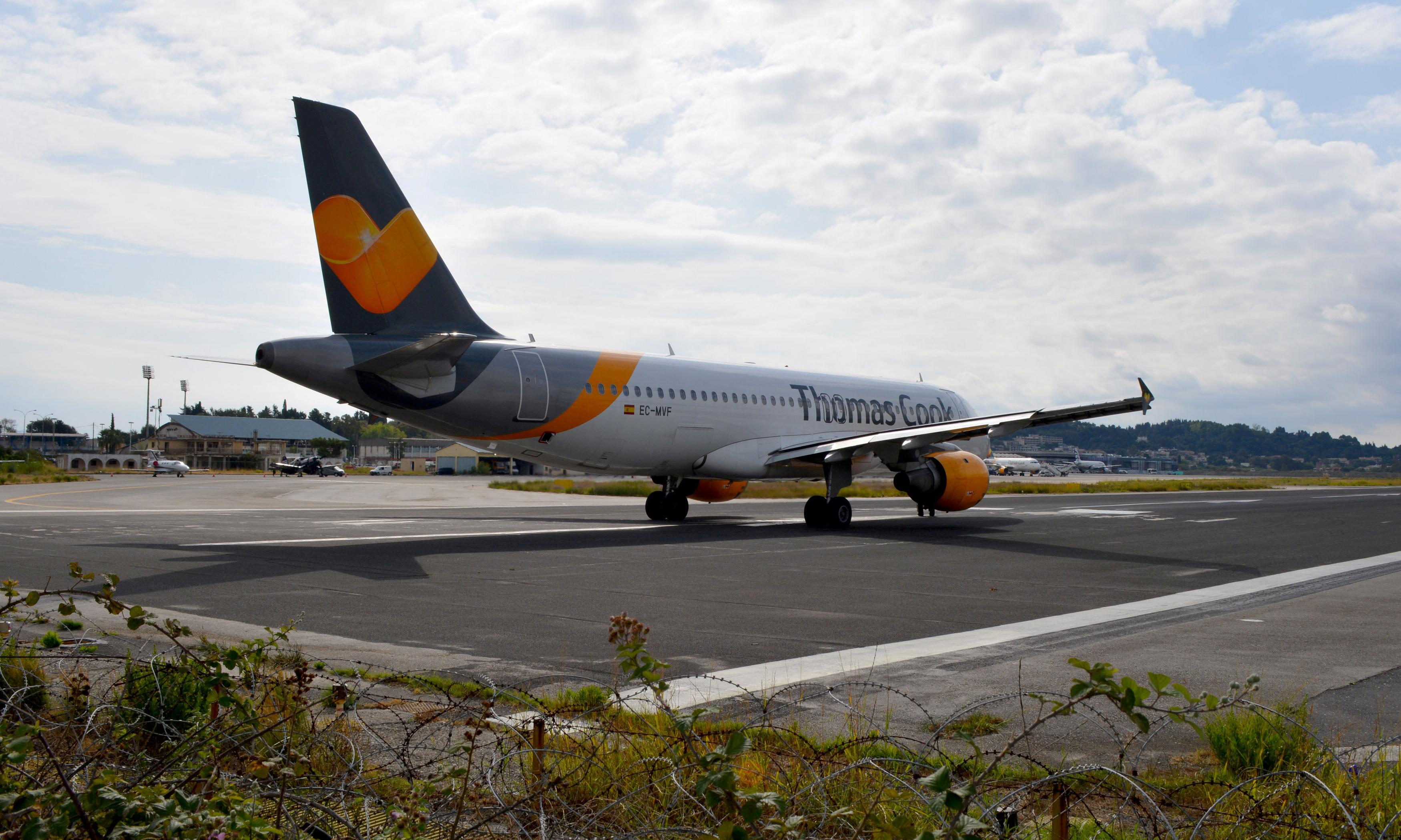 What's to blame for Thomas Cook's collapse? Mostly its debt