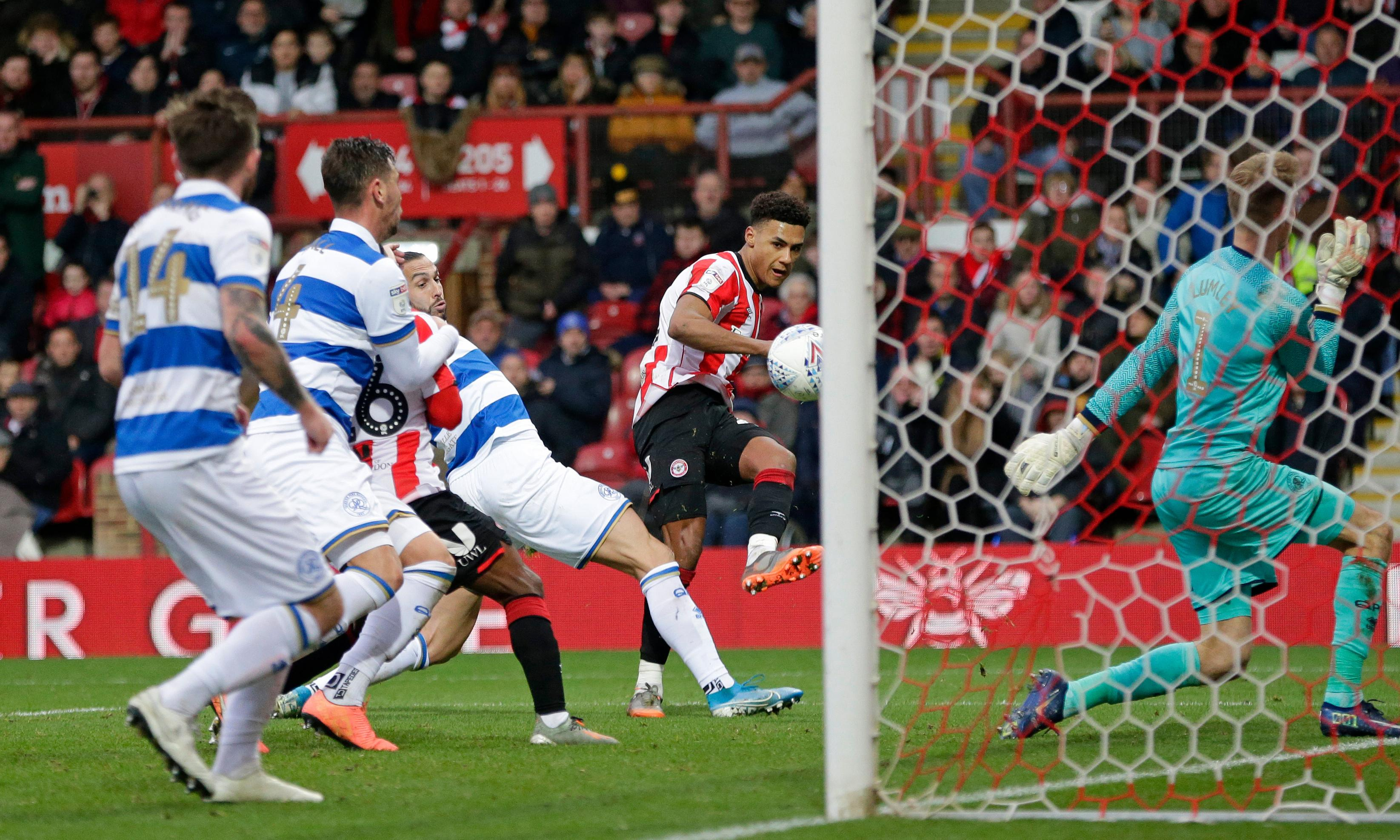 Football League: West Brom held at Charlton as Brentford blitz QPR