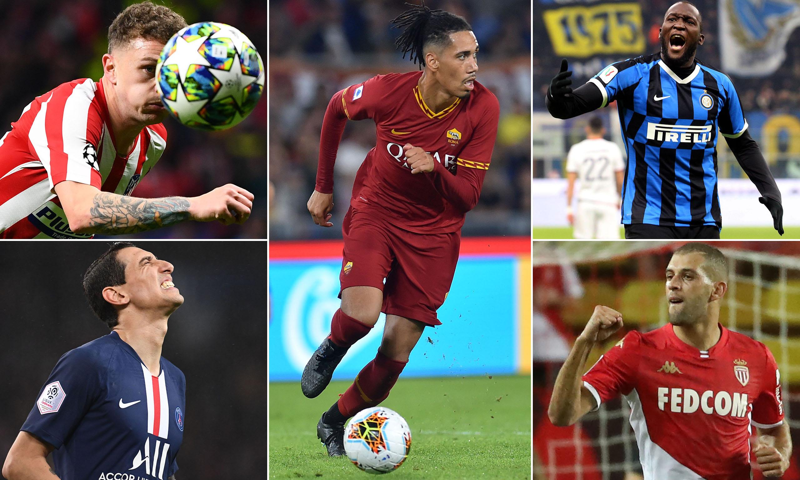 The players who are enjoying life beyond the Premier League