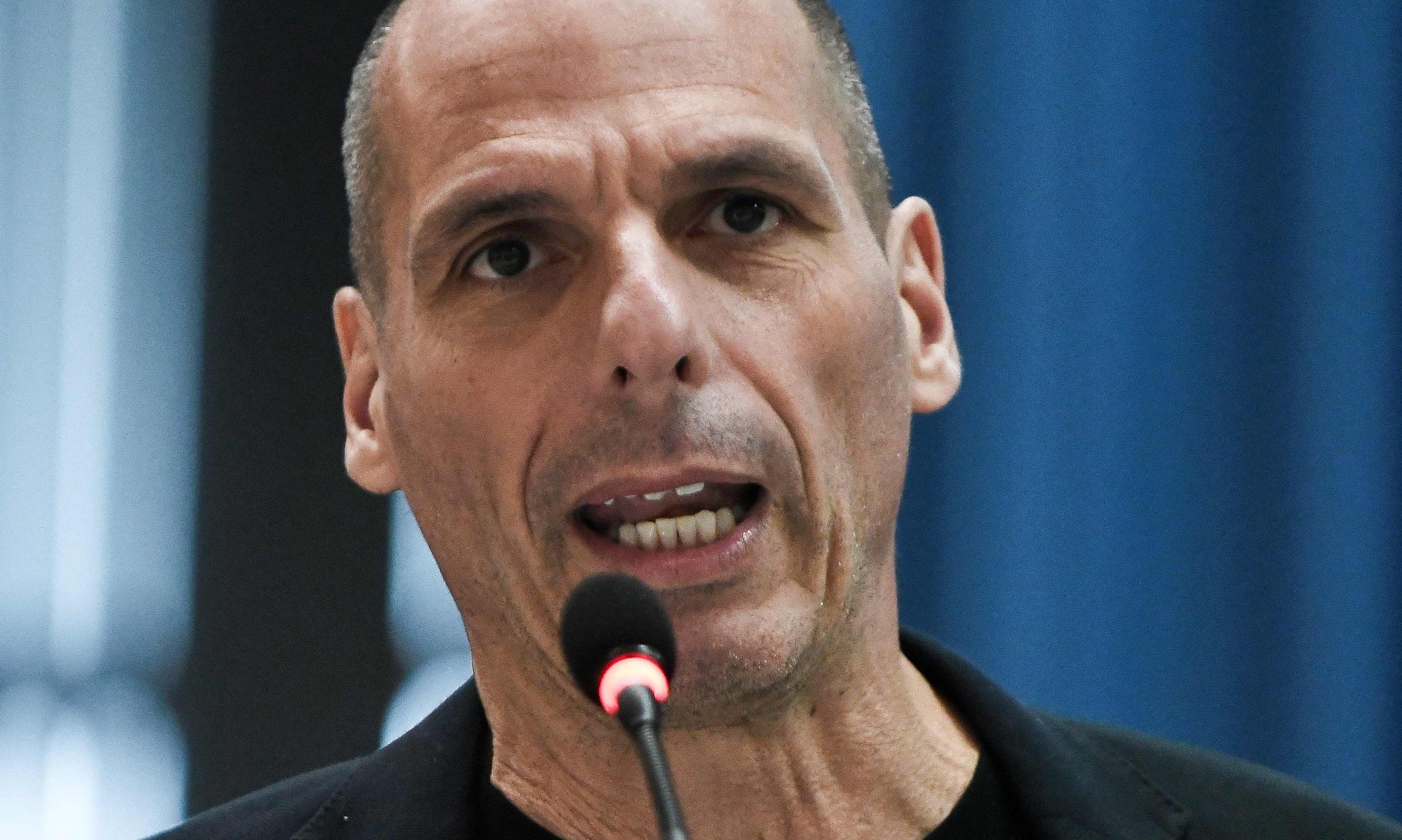 Yanis Varoufakis: Green New Deal can unite Europe's progressives