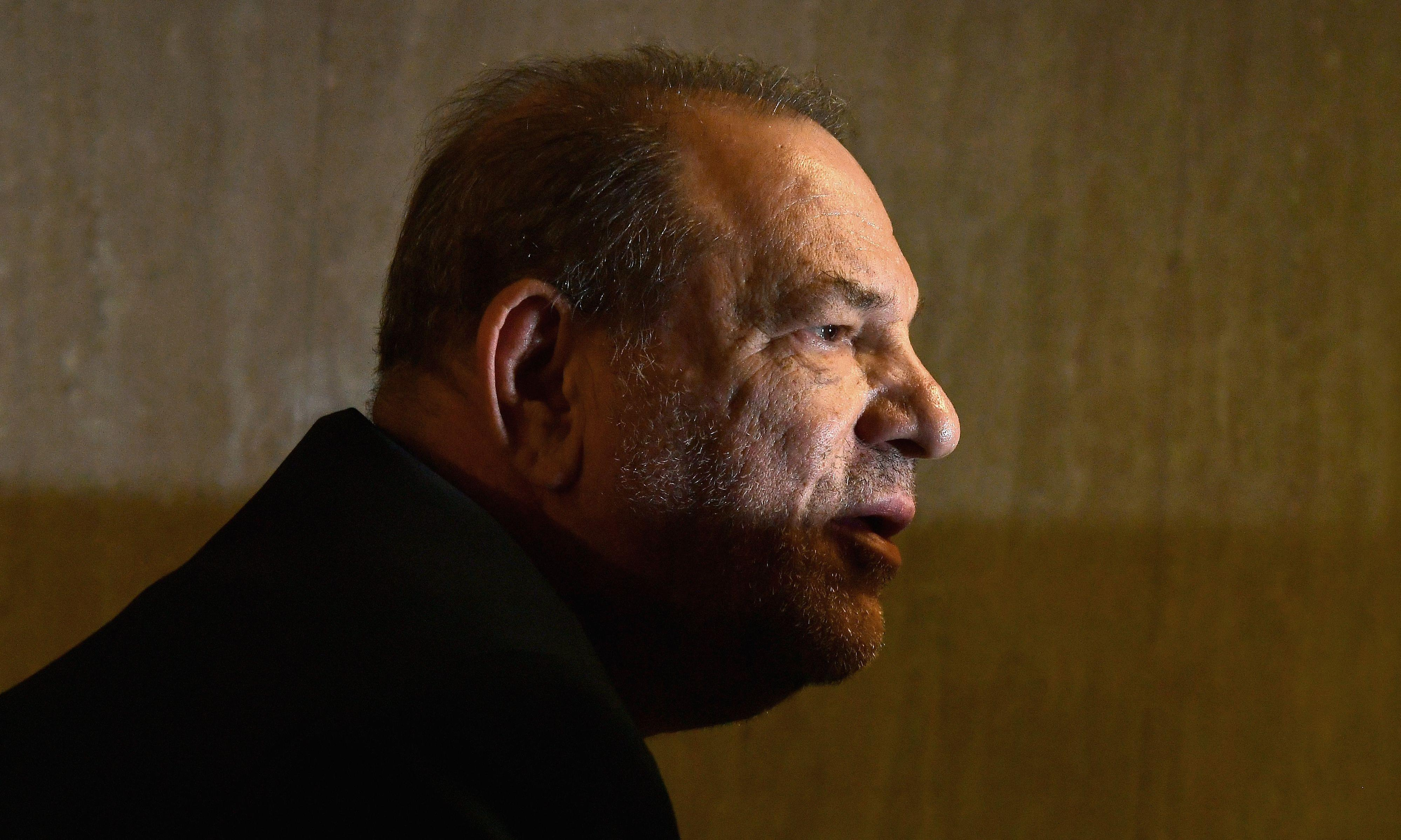 Harvey Weinstein is said to have hired one – but what is a prison consultant?