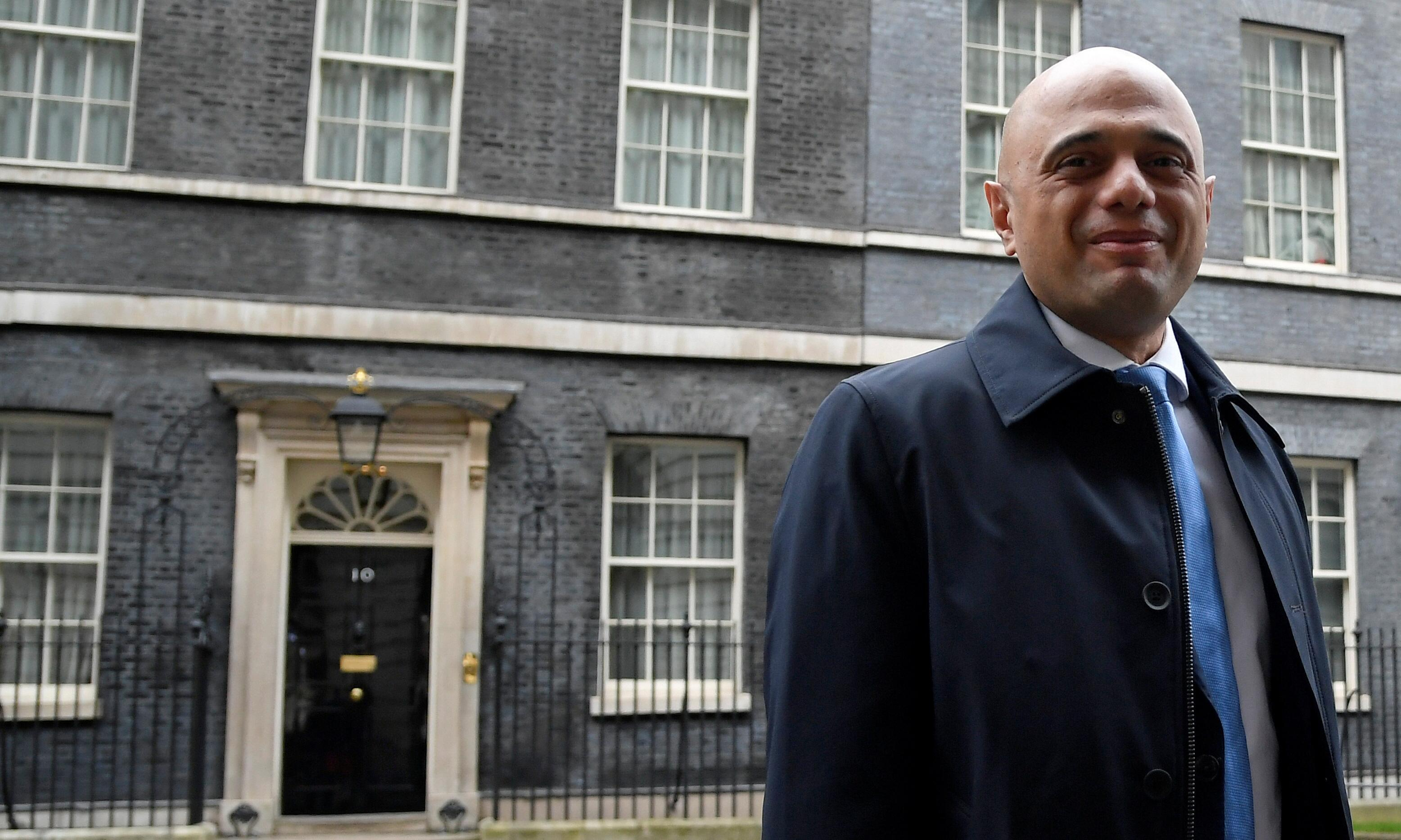 Sajid Javid's Brexit posturing shows he doesn't know or care what his words mean