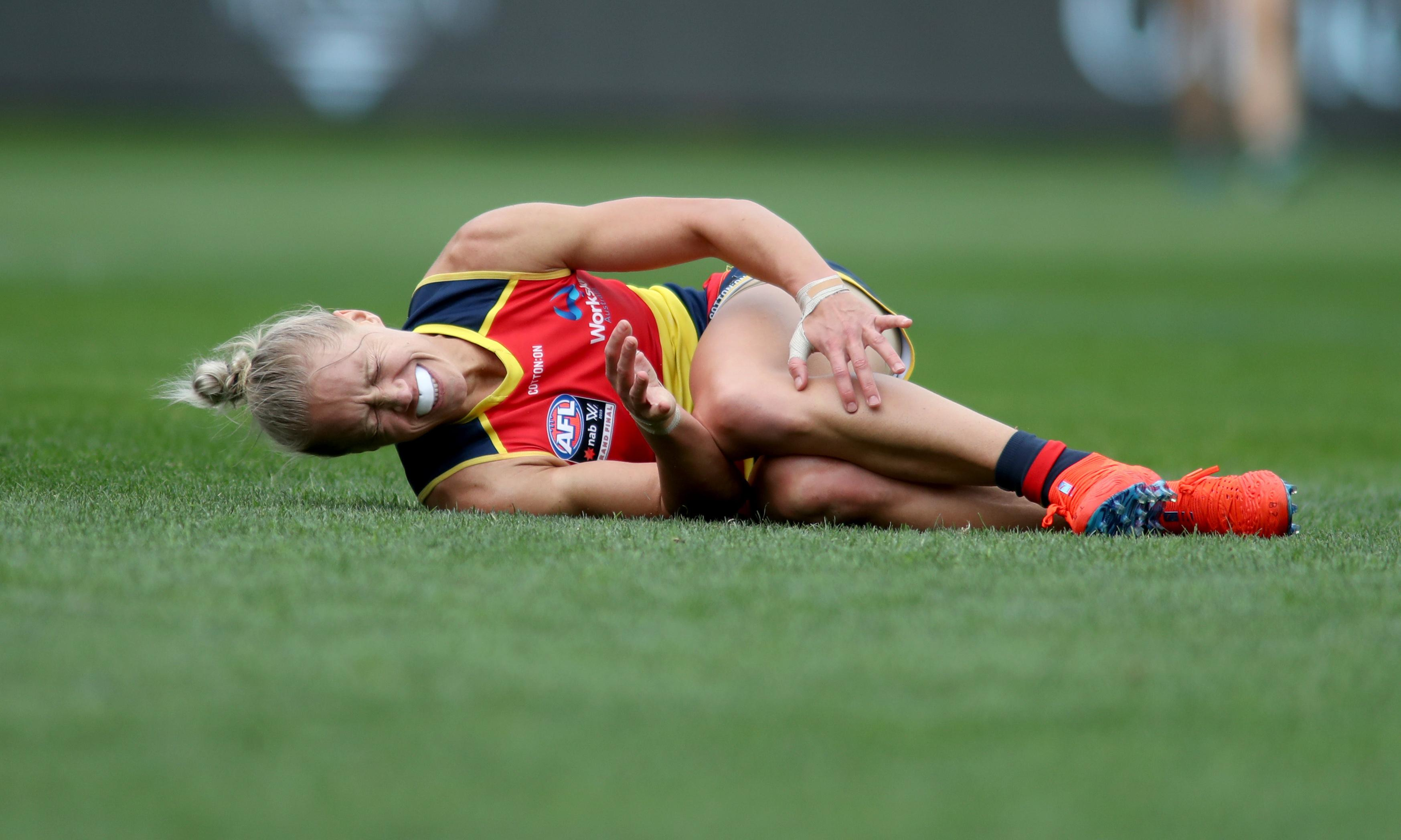 AFLW exploring link between player injuries and the menstrual cycle