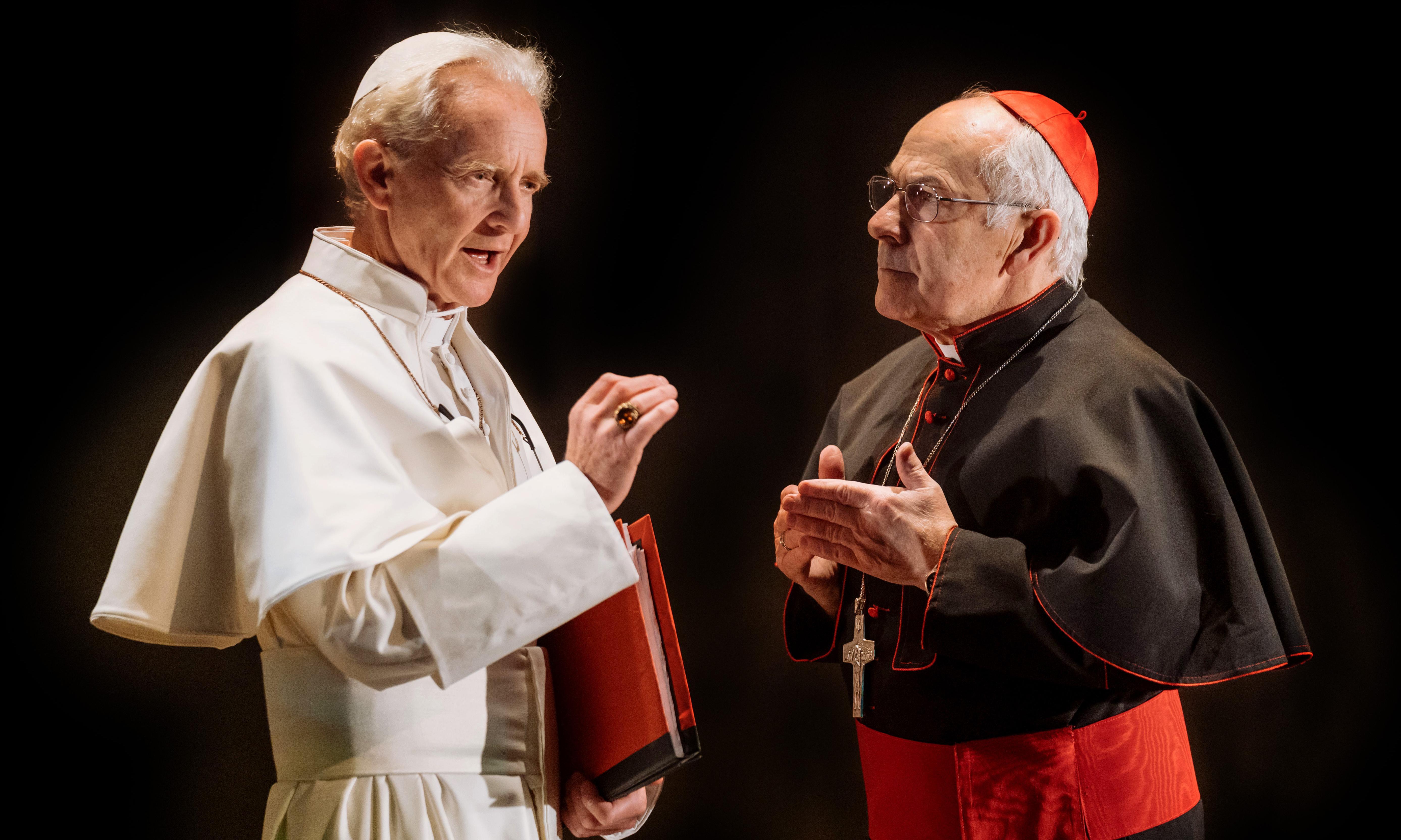 The Pope review – crisis at the heart of Catholicism