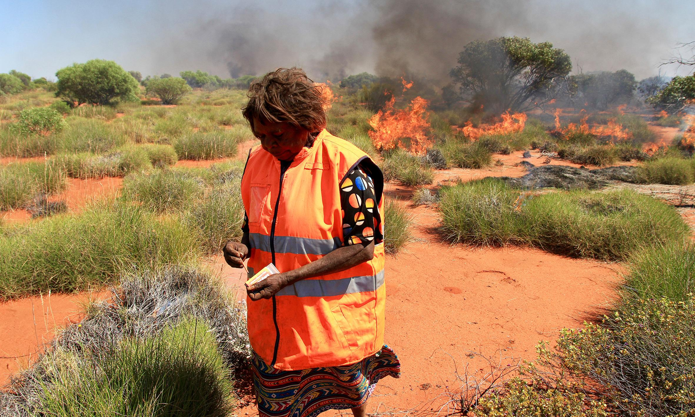 How First Australians' ancient knowledge can help us survive the fires of the future