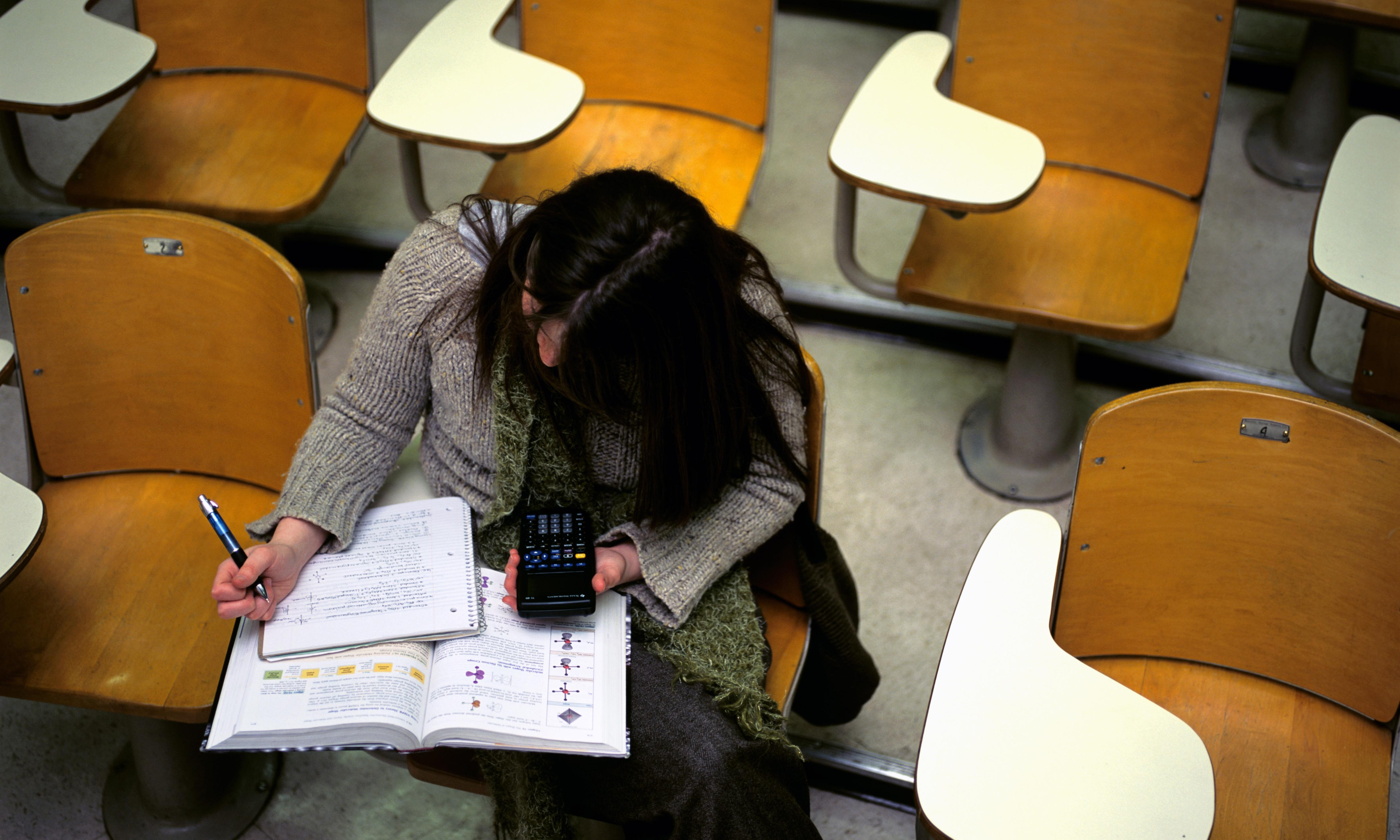 University lowers entry score for female applicants in male-dominated courses