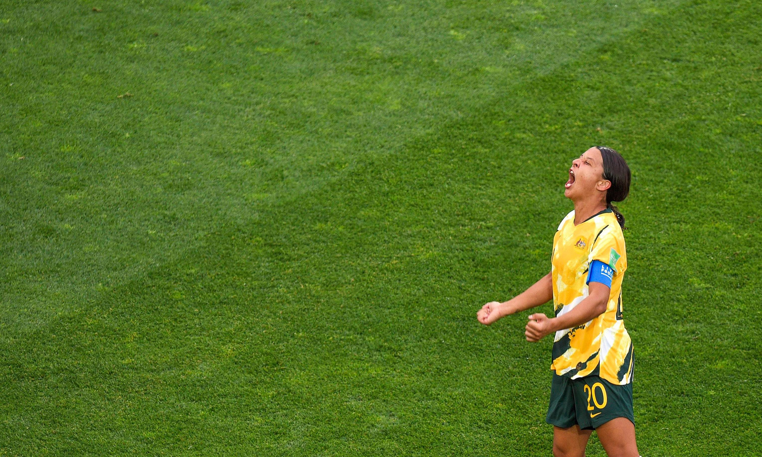 Matildas show resilience in face of adversity both on and off the pitch