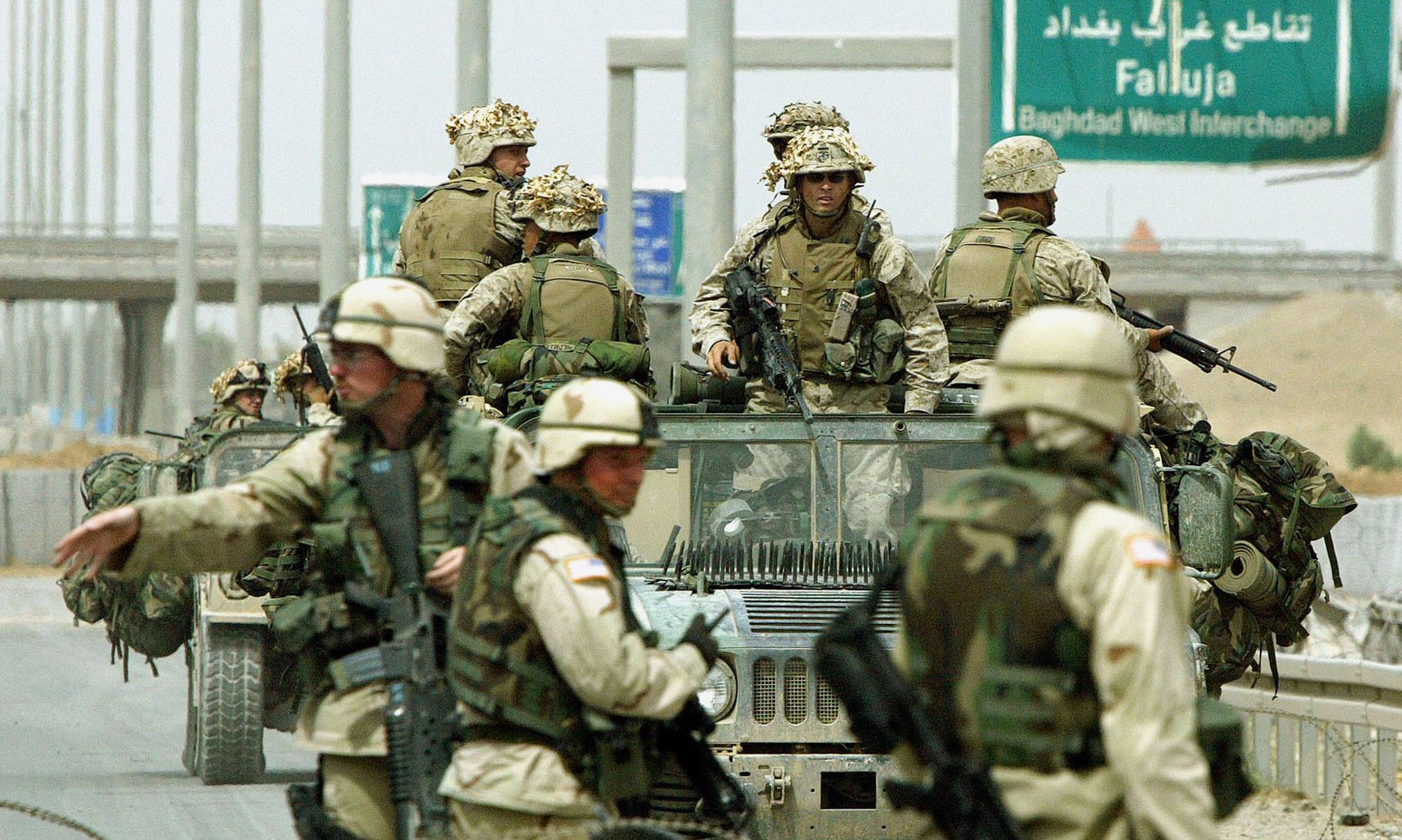 Future of US military presence in Iraq in question amid confusion in Washington