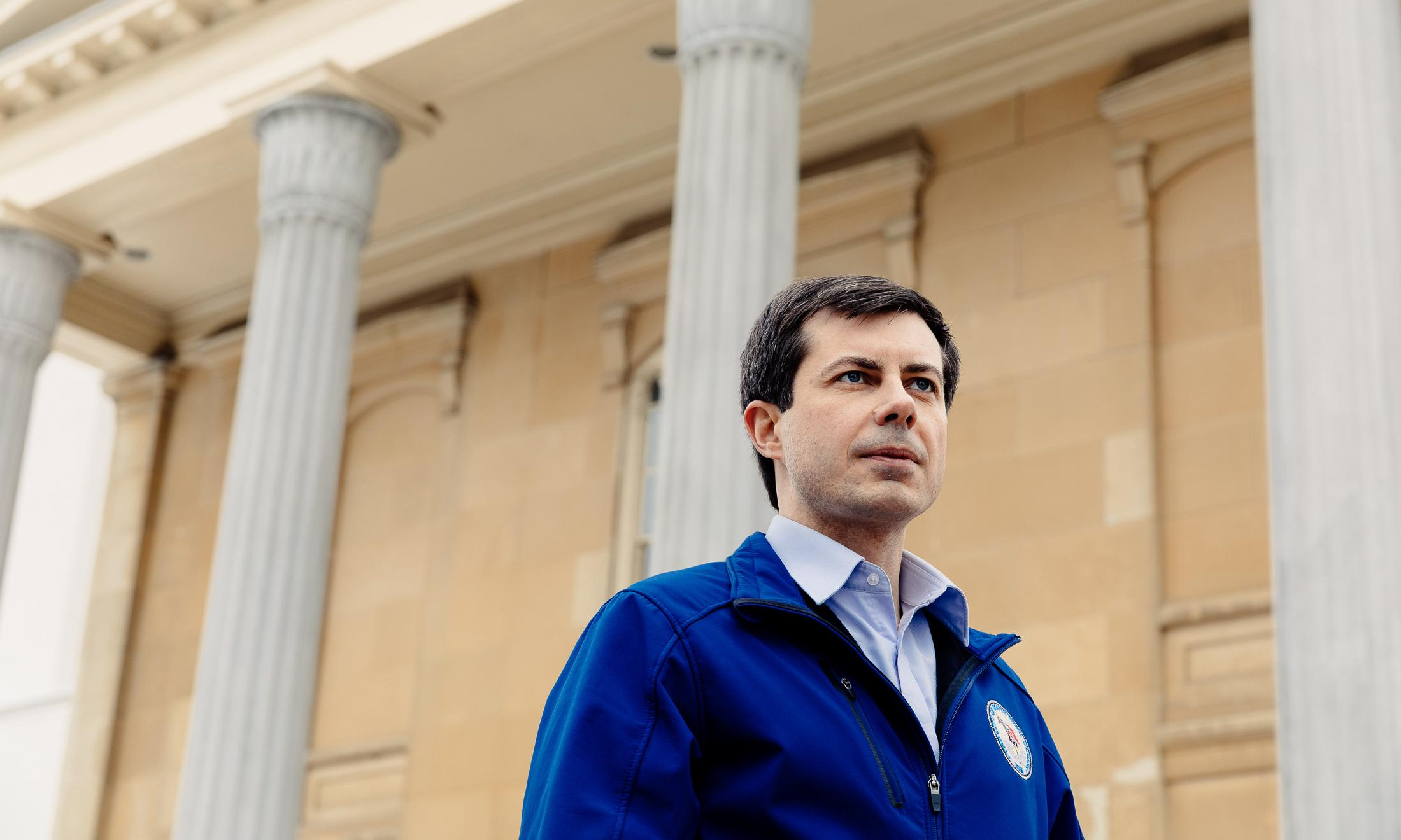 Pete Buttigieg for president? Long-shot stands out in crowded field