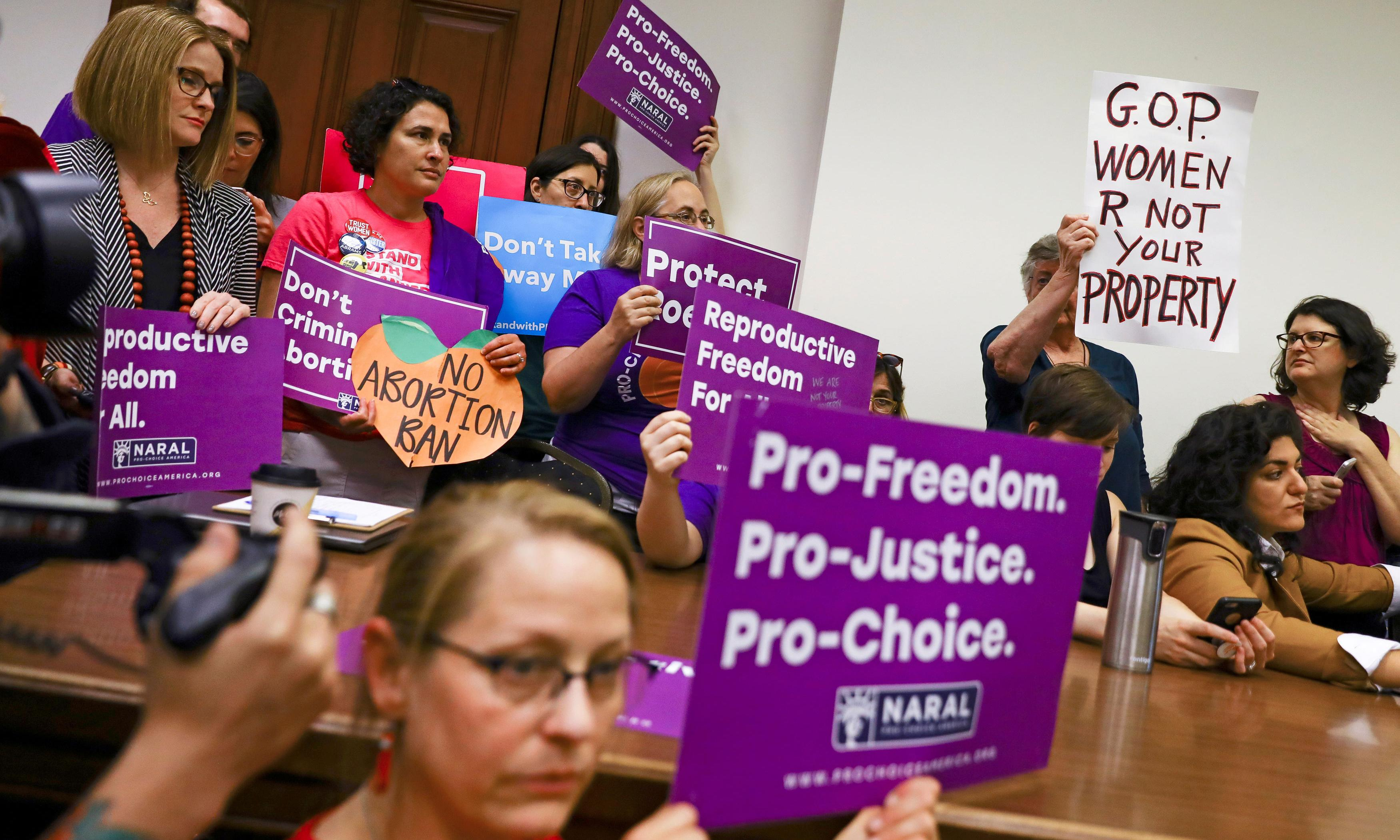 Pressure mounts on Google to pull ads for anti-abortion clinics that 'deceive women'