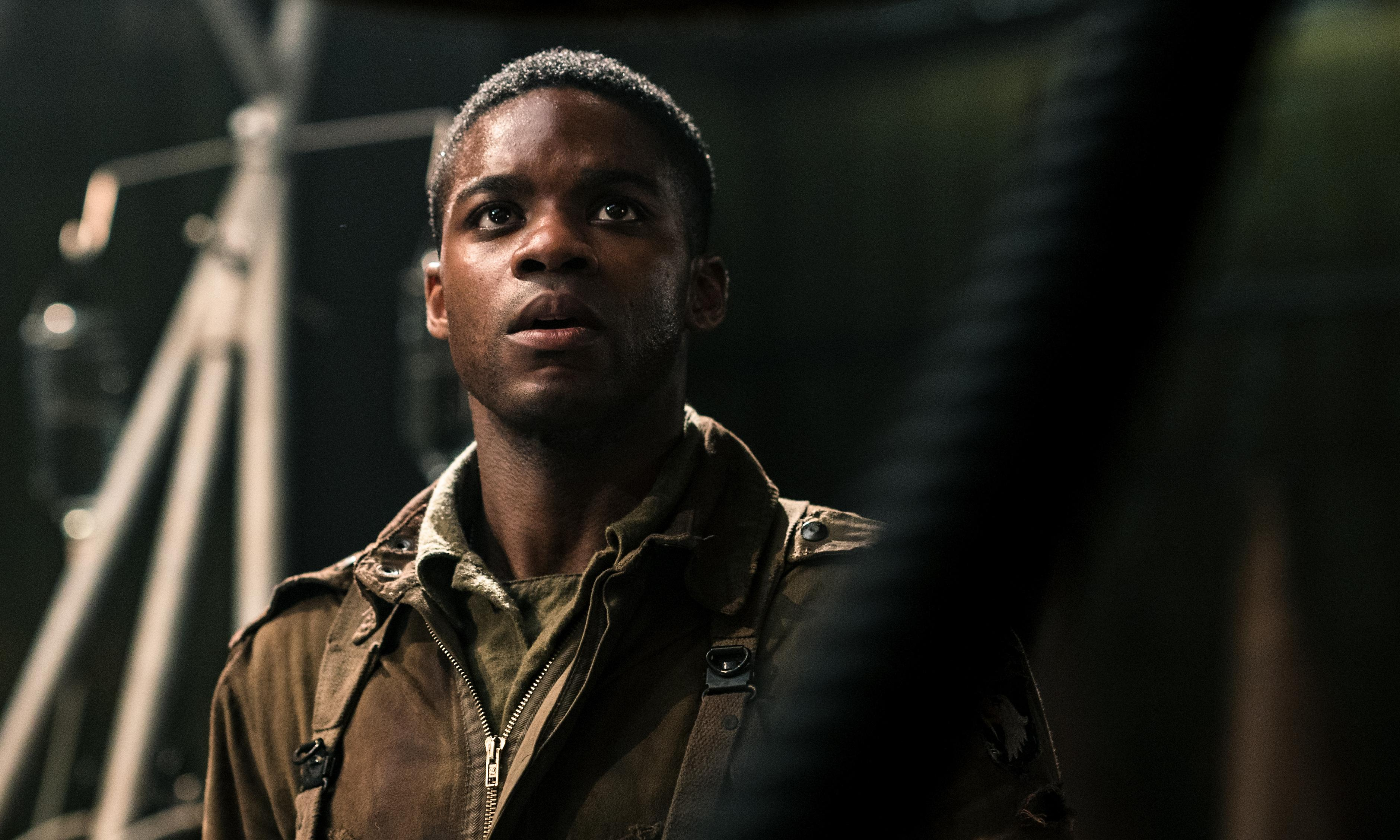 Jovan Adepo on Overlord, fanboy racism and Denzel Washington