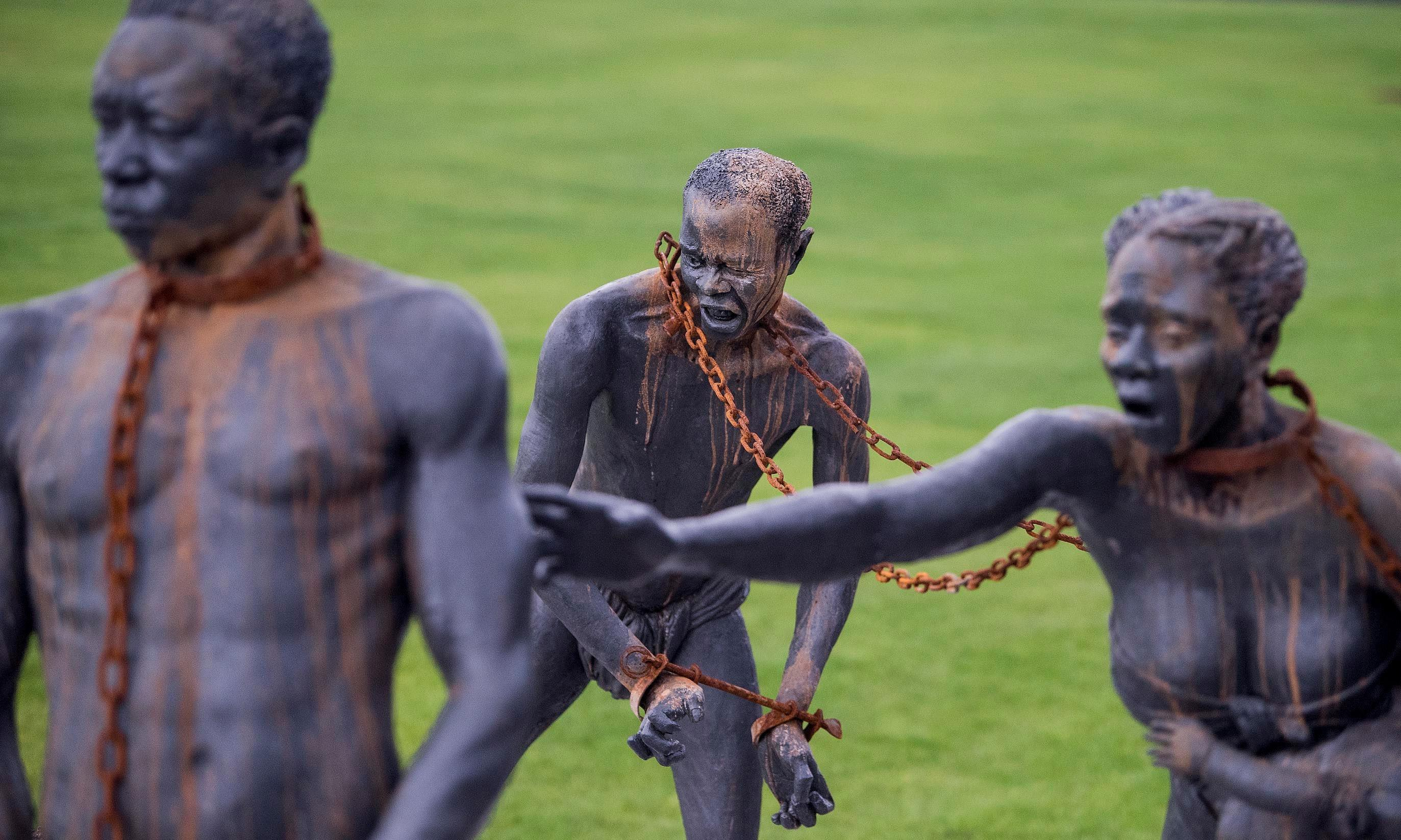 Britain's despicable history of slavery needs teaching and commemorating